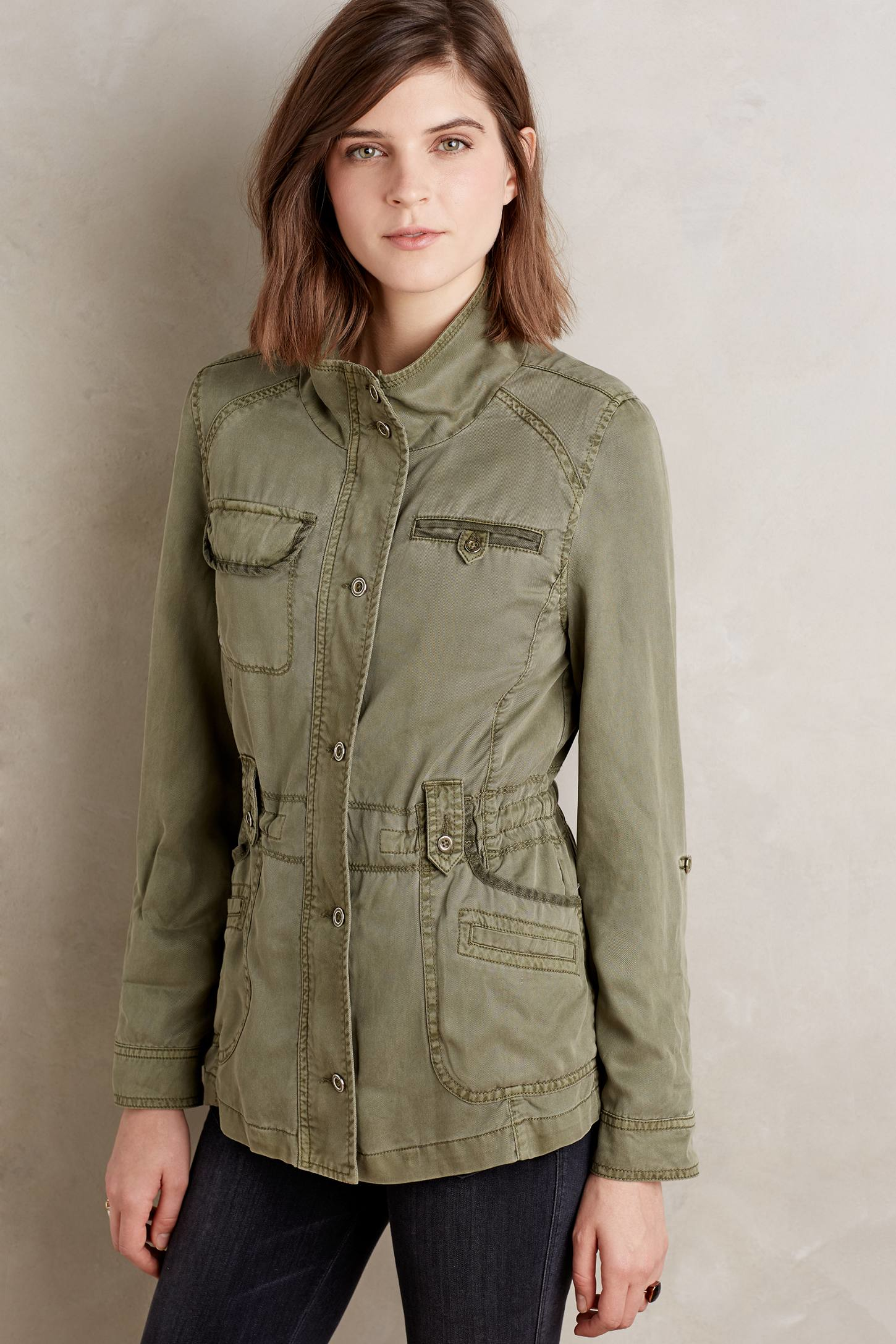 Marrakech Expeditionist Anorak in Green | Lyst