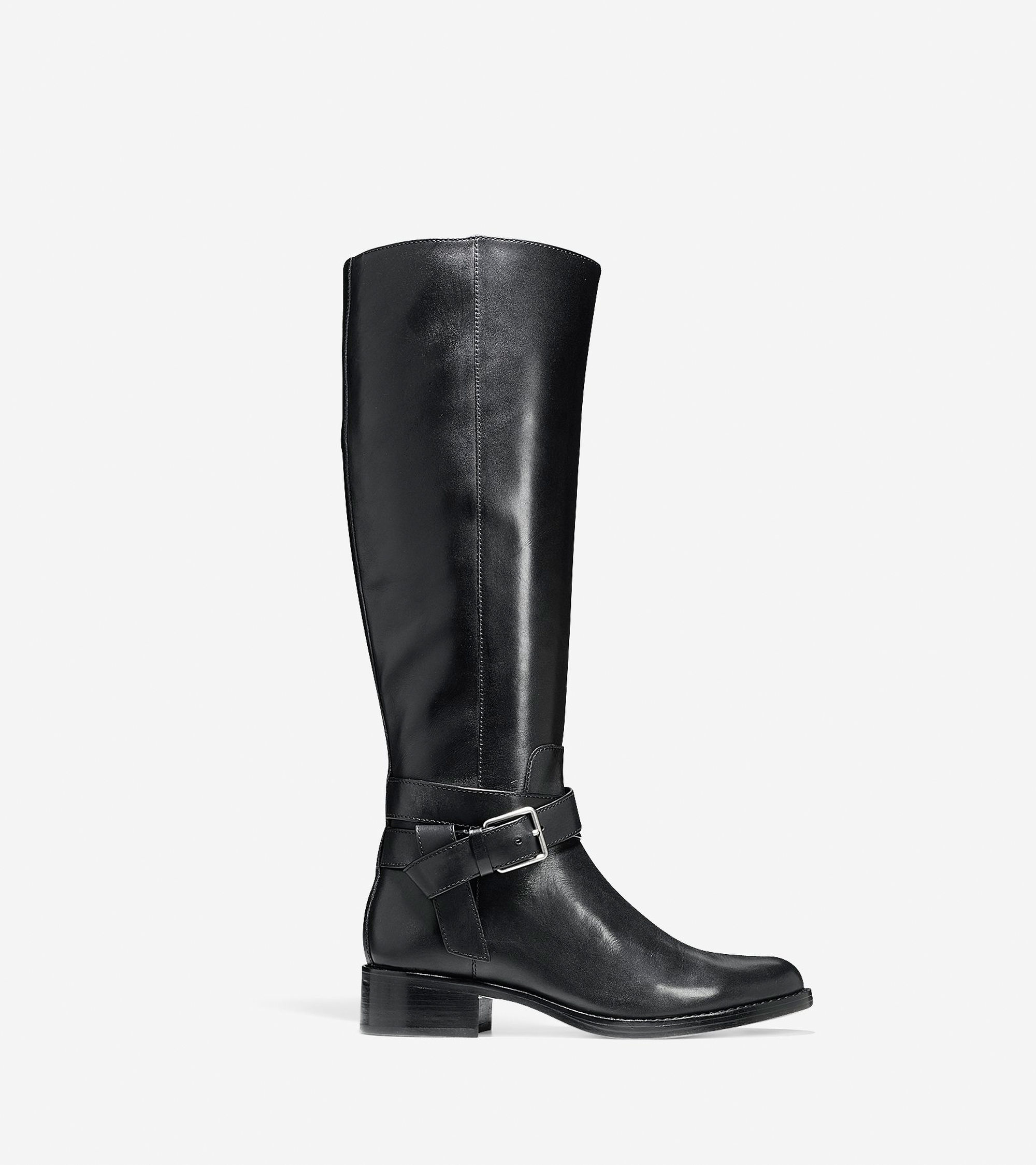 cole haan briarcliff boot in black lyst