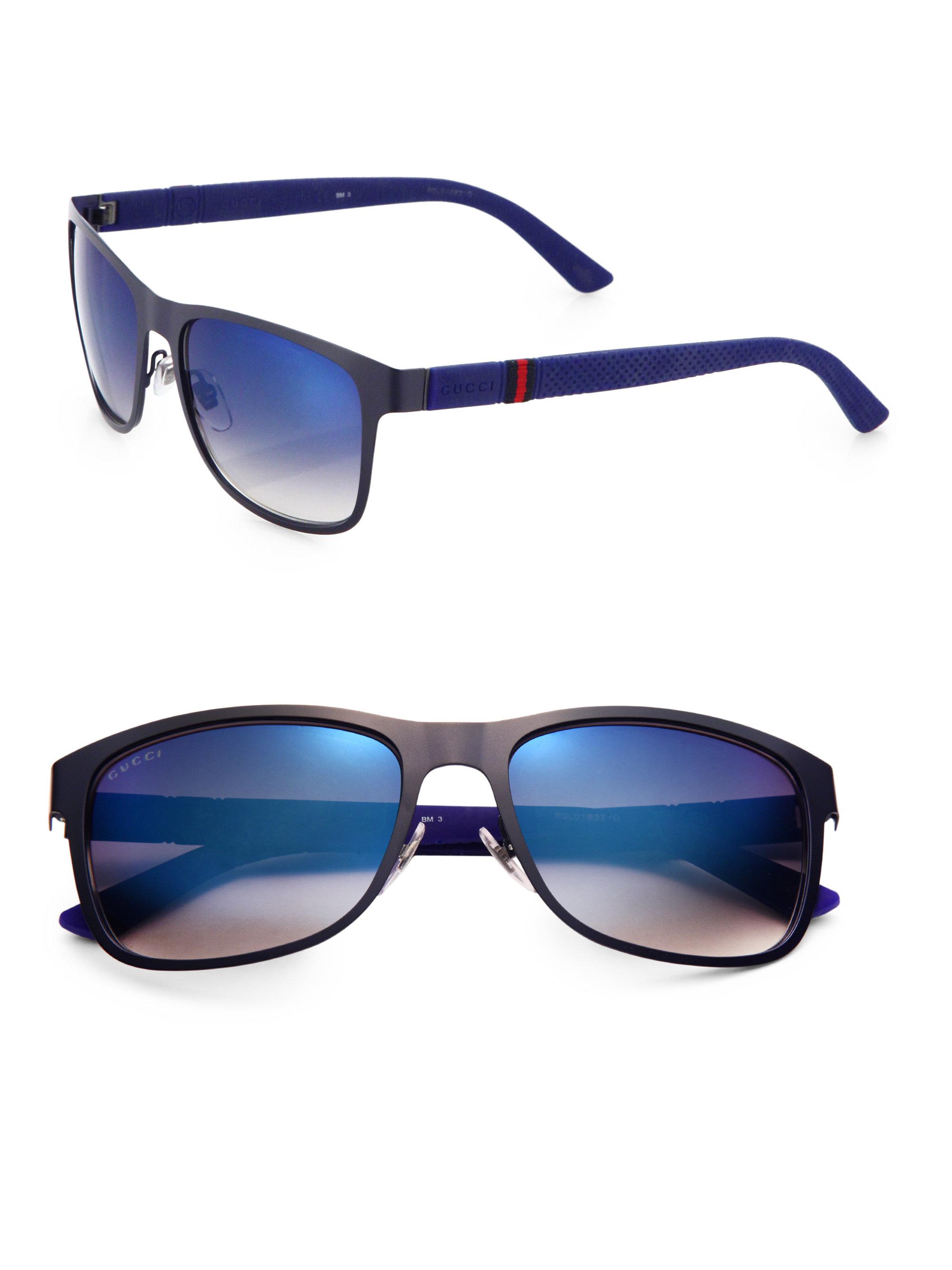 fff86b313b9 Gallery. Previously sold at  Saks Fifth Avenue · Men s Wayfarer Sunglasses