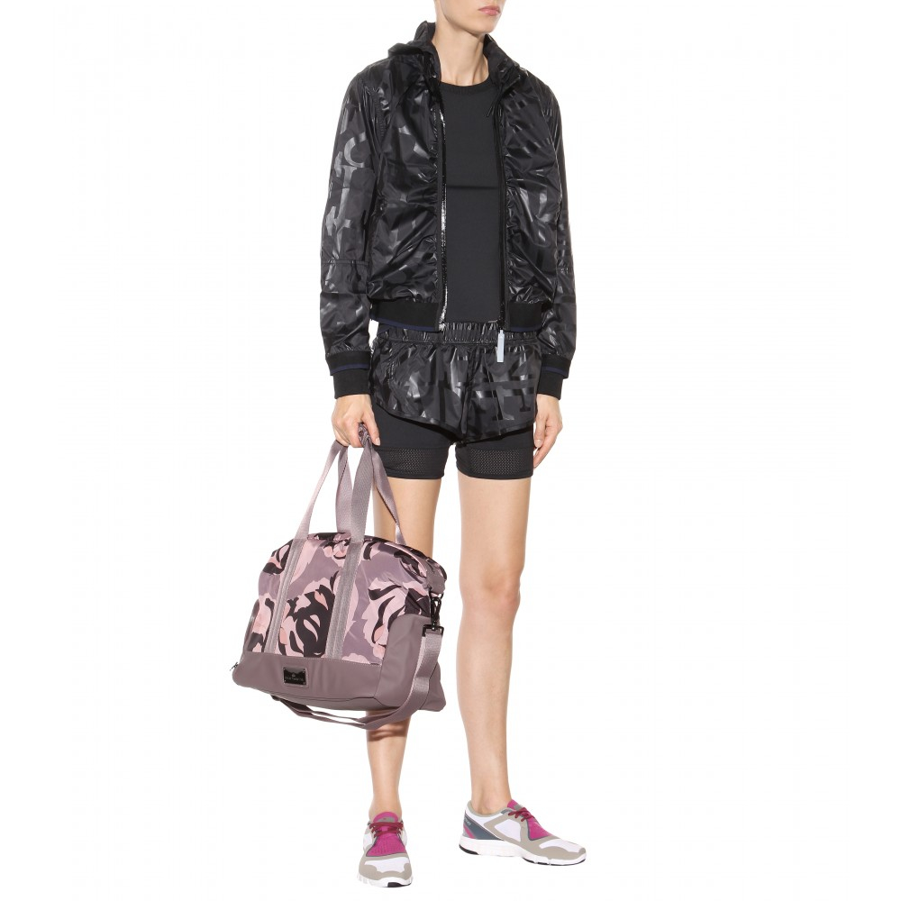 235d292cfa ... Lyst - Adidas By Stella Mccartney Small Gym Bag in Pink uk availability  38896 70cd9 ...