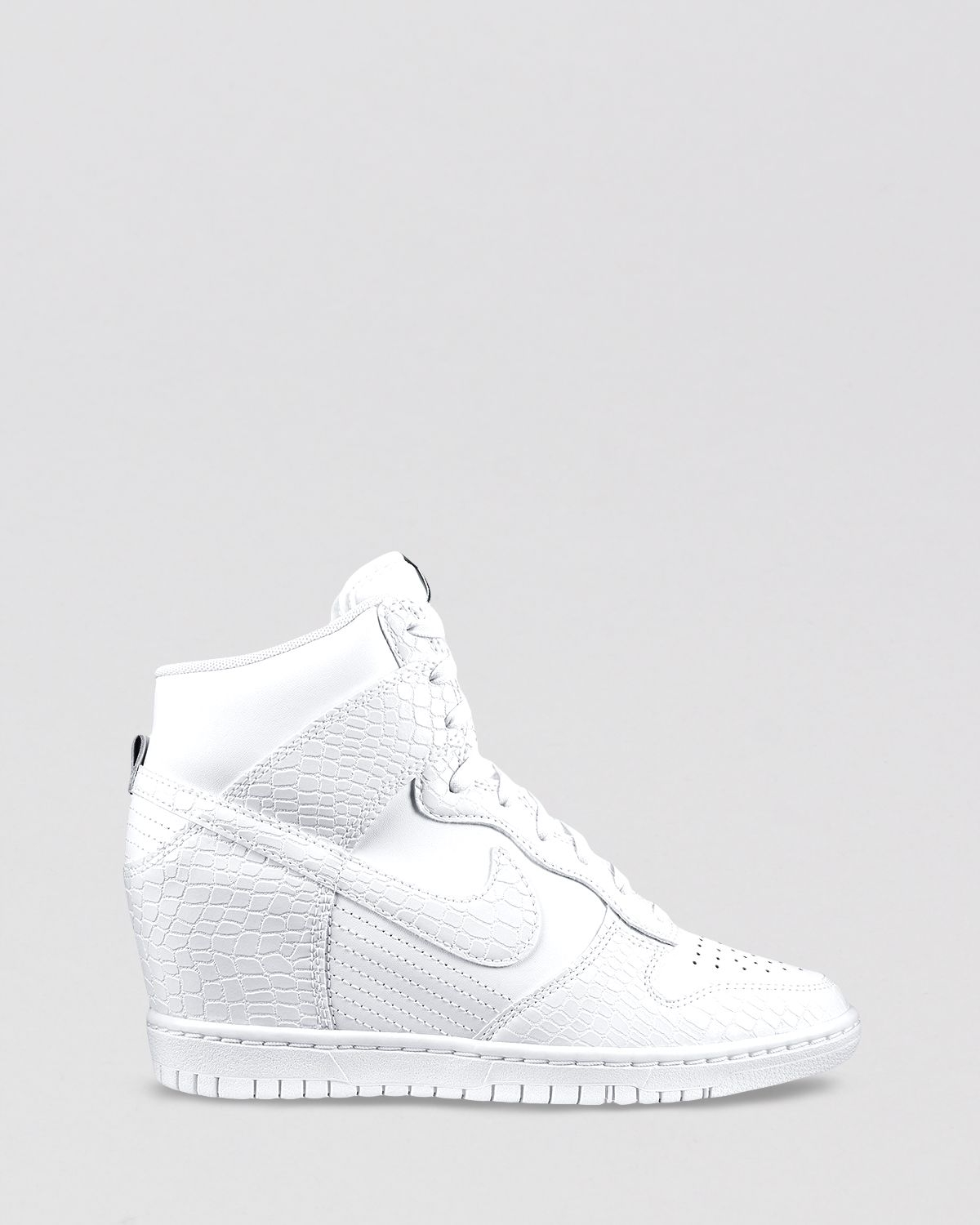 finest selection 31f03 ce012 ... buy gallery. previously sold at bloomingdales womens wedge sneakers womens  nike dunk womens nike dunk