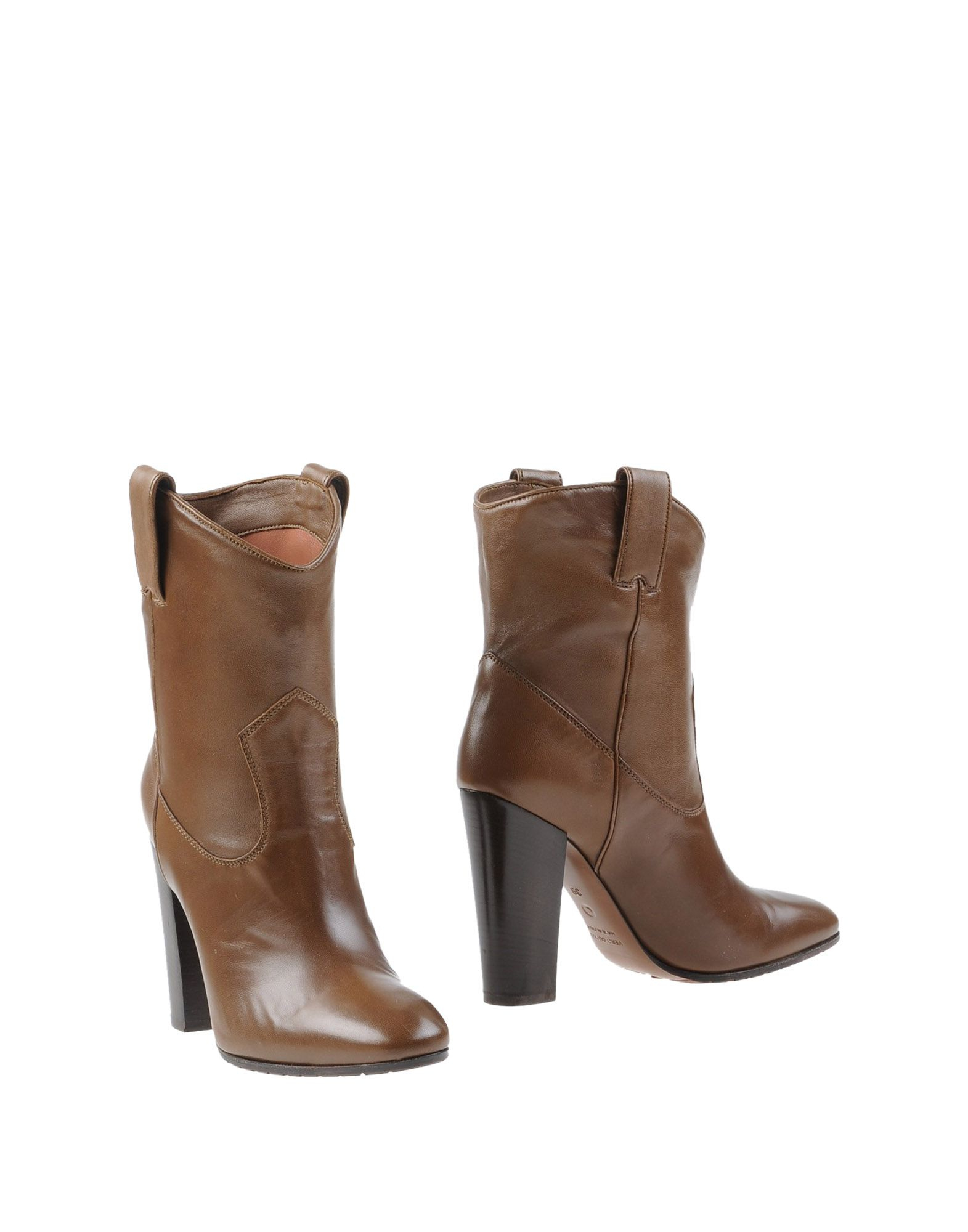 lyst l 39 autre chose ankle boots in brown. Black Bedroom Furniture Sets. Home Design Ideas