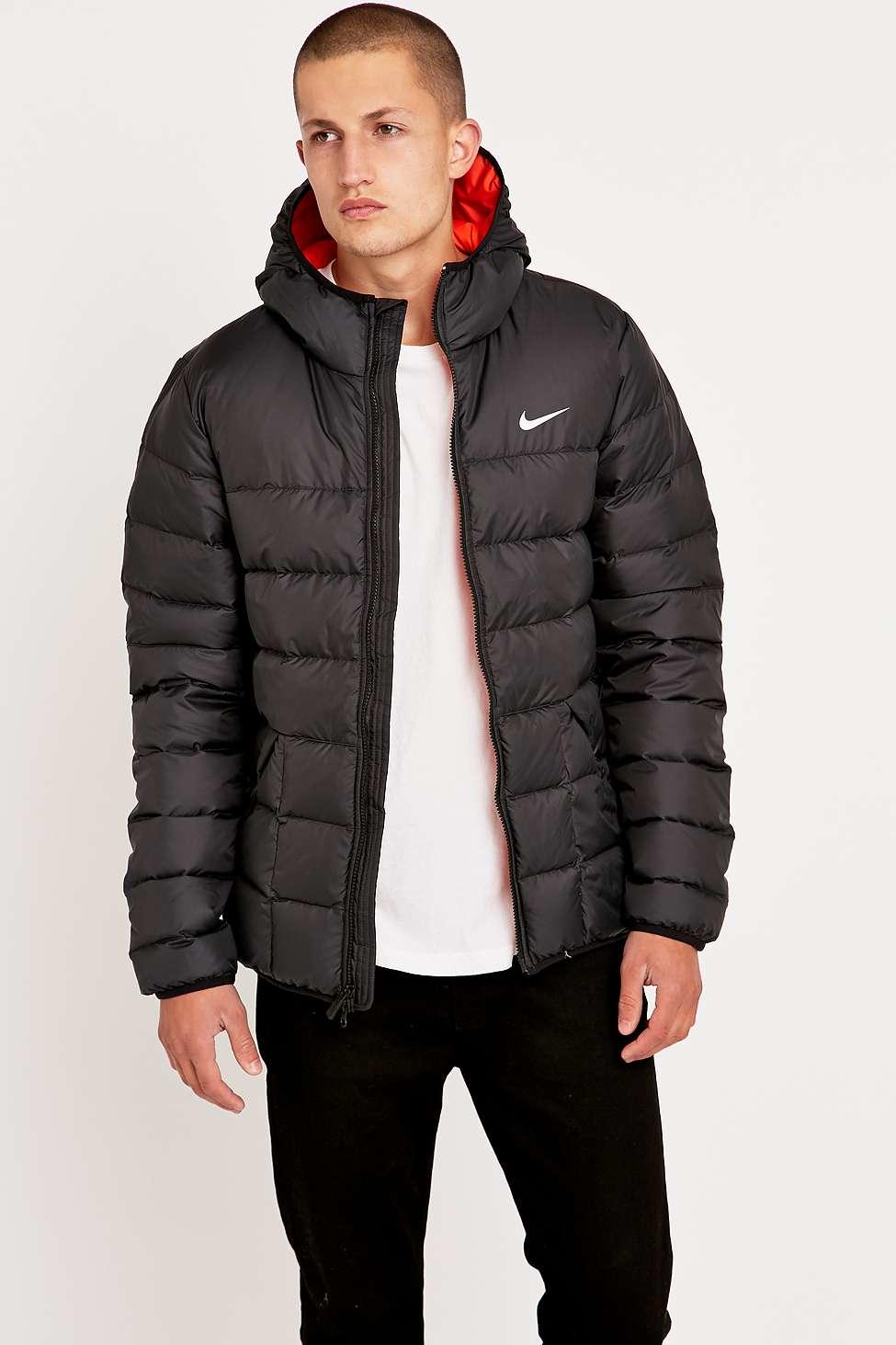 6ad756892150 Nike Alliance Black Jacket in Black for Men - Lyst