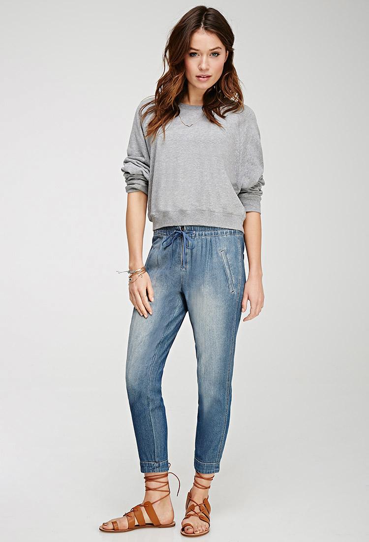 Women S Lightweight Denim Jeans