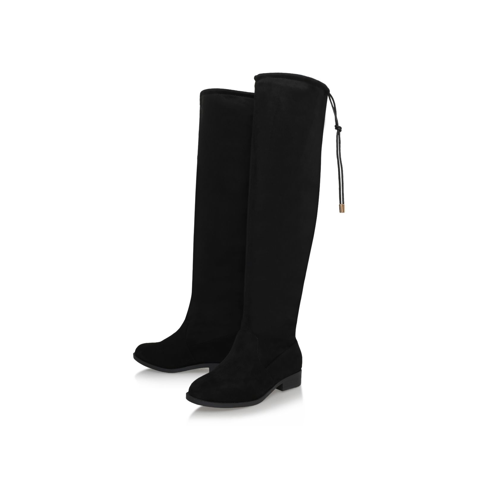 lipsy bessie high heel ankle boots in black lyst