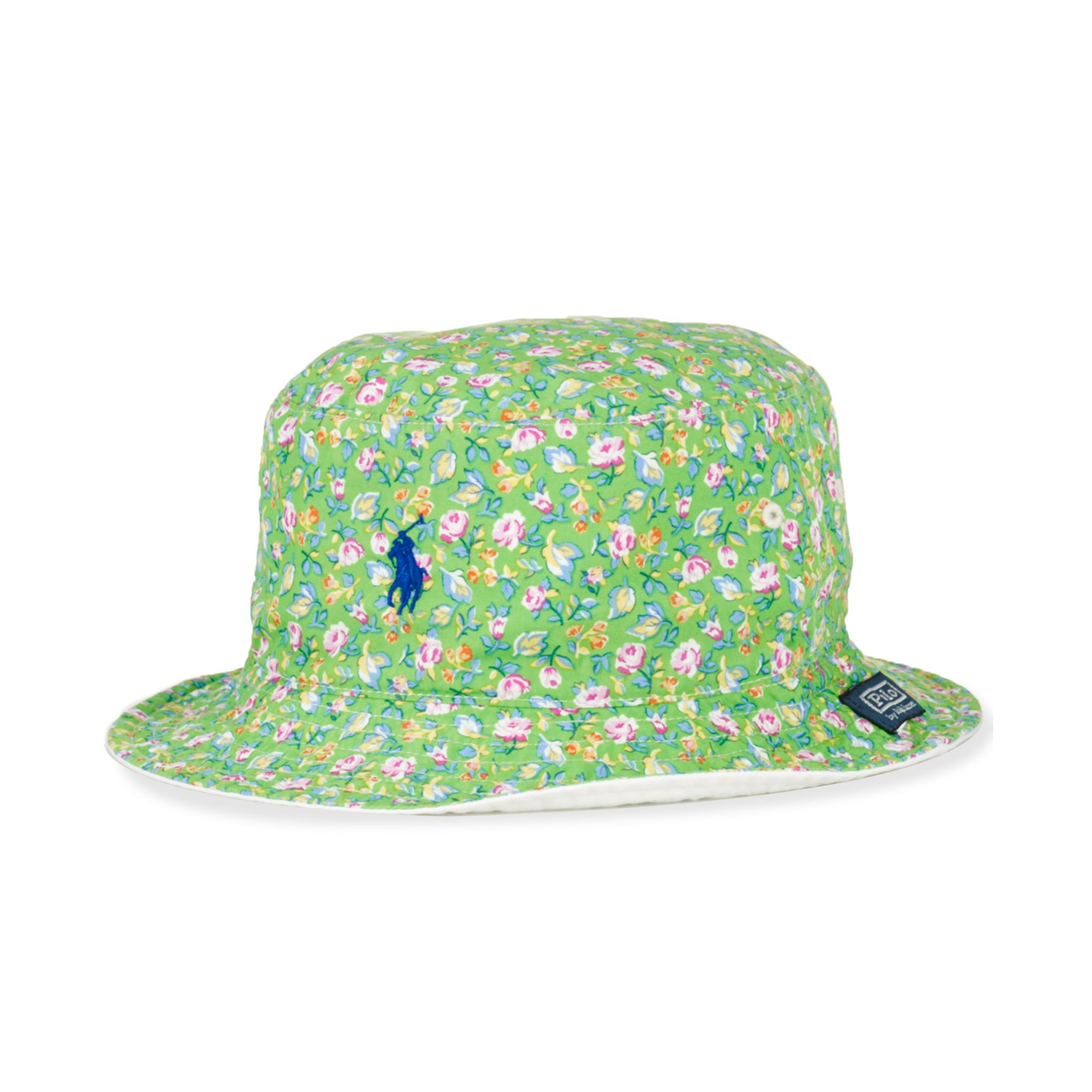 975752ef016 Gallery. Previously sold at  Macy s · Men s Bucket Hats Men s Ralph Lauren  ...