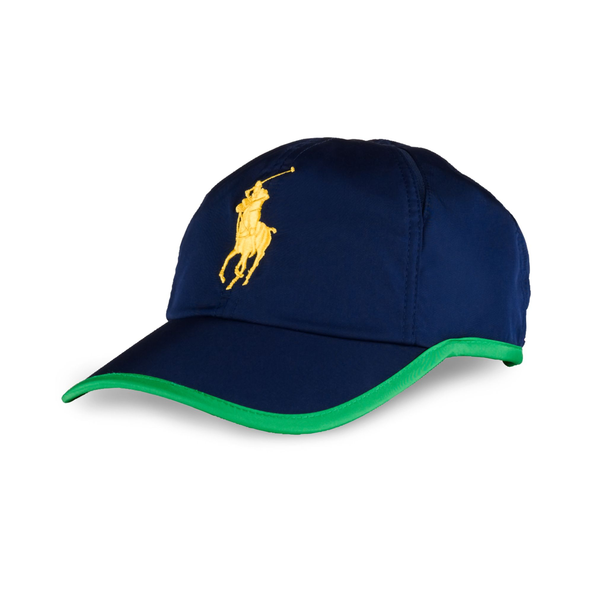 ad5f7670 Polo Ralph Lauren Polo Us Open Hat in Blue - Lyst
