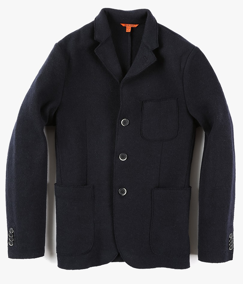 Lyst Barena Slanega Jacket In Blue For Men