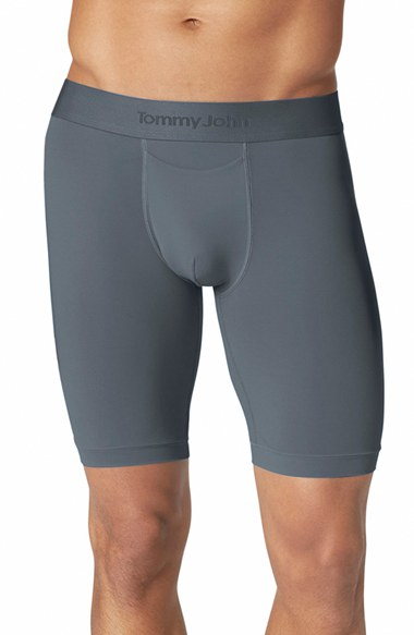 Tommy John Air Boxer Briefs In Blue For Men Lyst