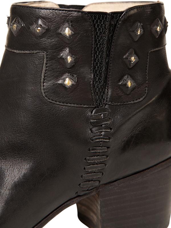 254b0a0b7b0 Alberto fasciani maya studded calfskin boots in black lyst jpeg 600x800 Alberto  fasciani maya