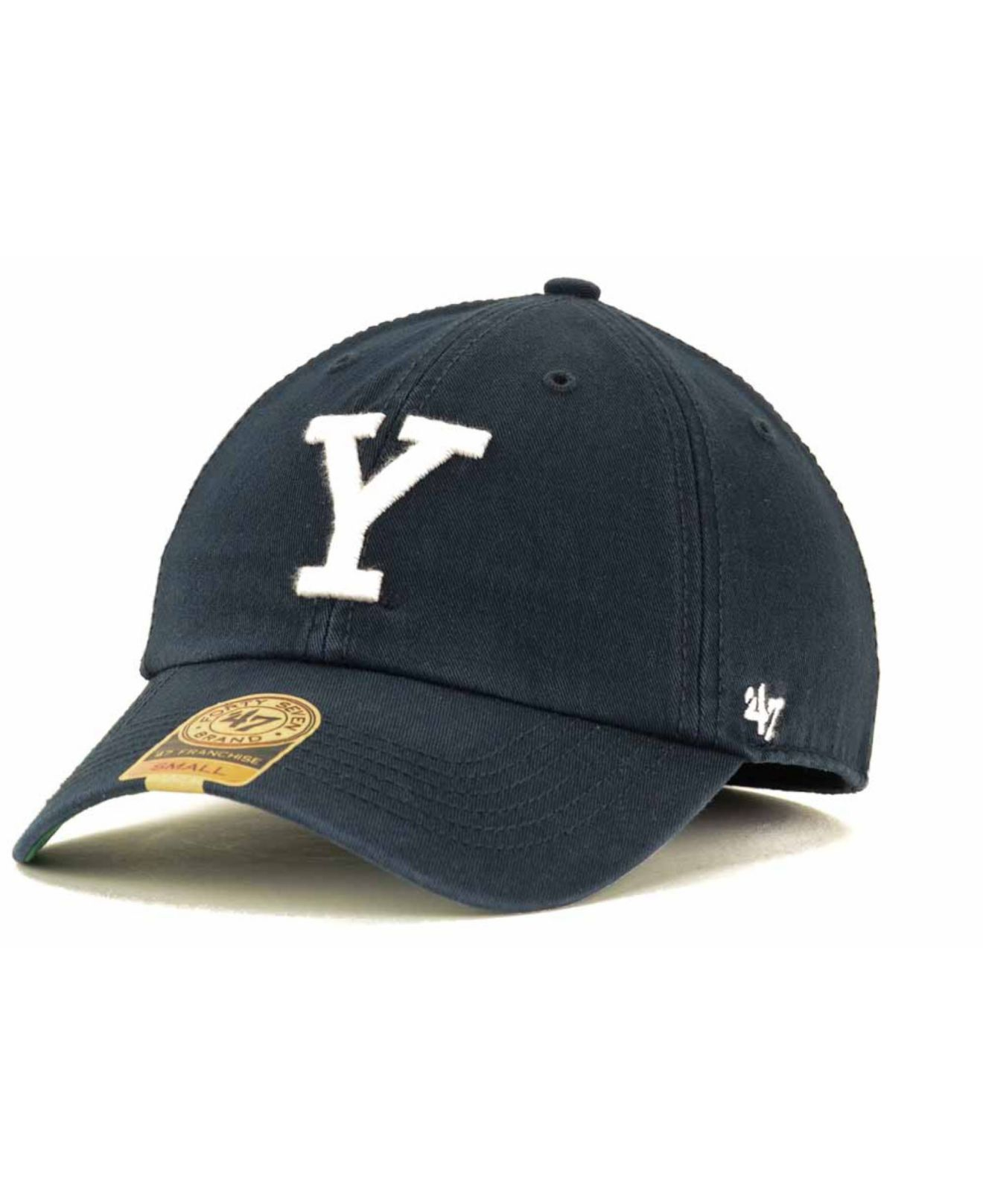 216f8dd6a6aad 47 Brand Yale Bulldogs Ivy Franchise Cap in Blue for Men - Lyst