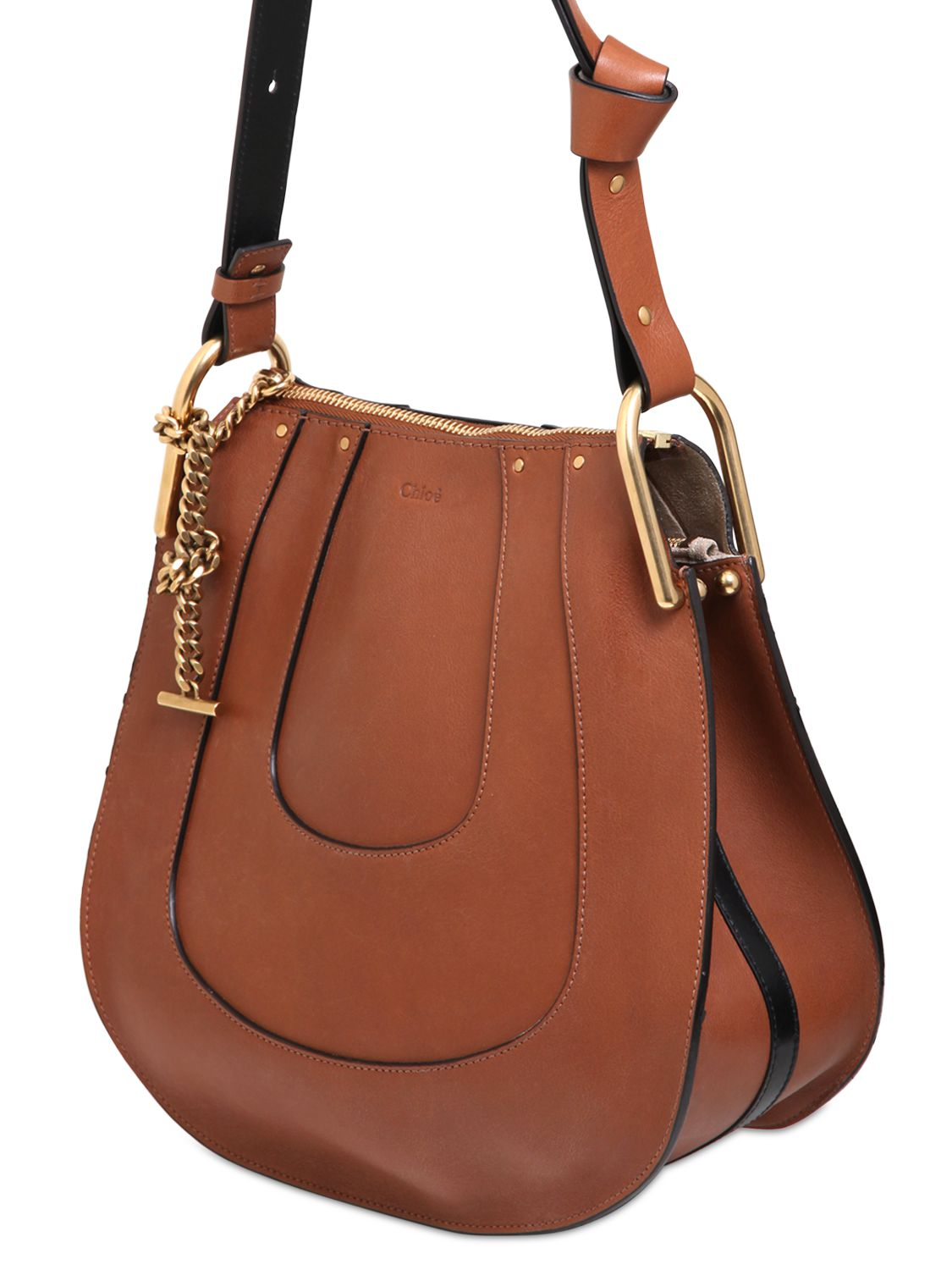 chleo bag - hayley bag in smooth calfskin