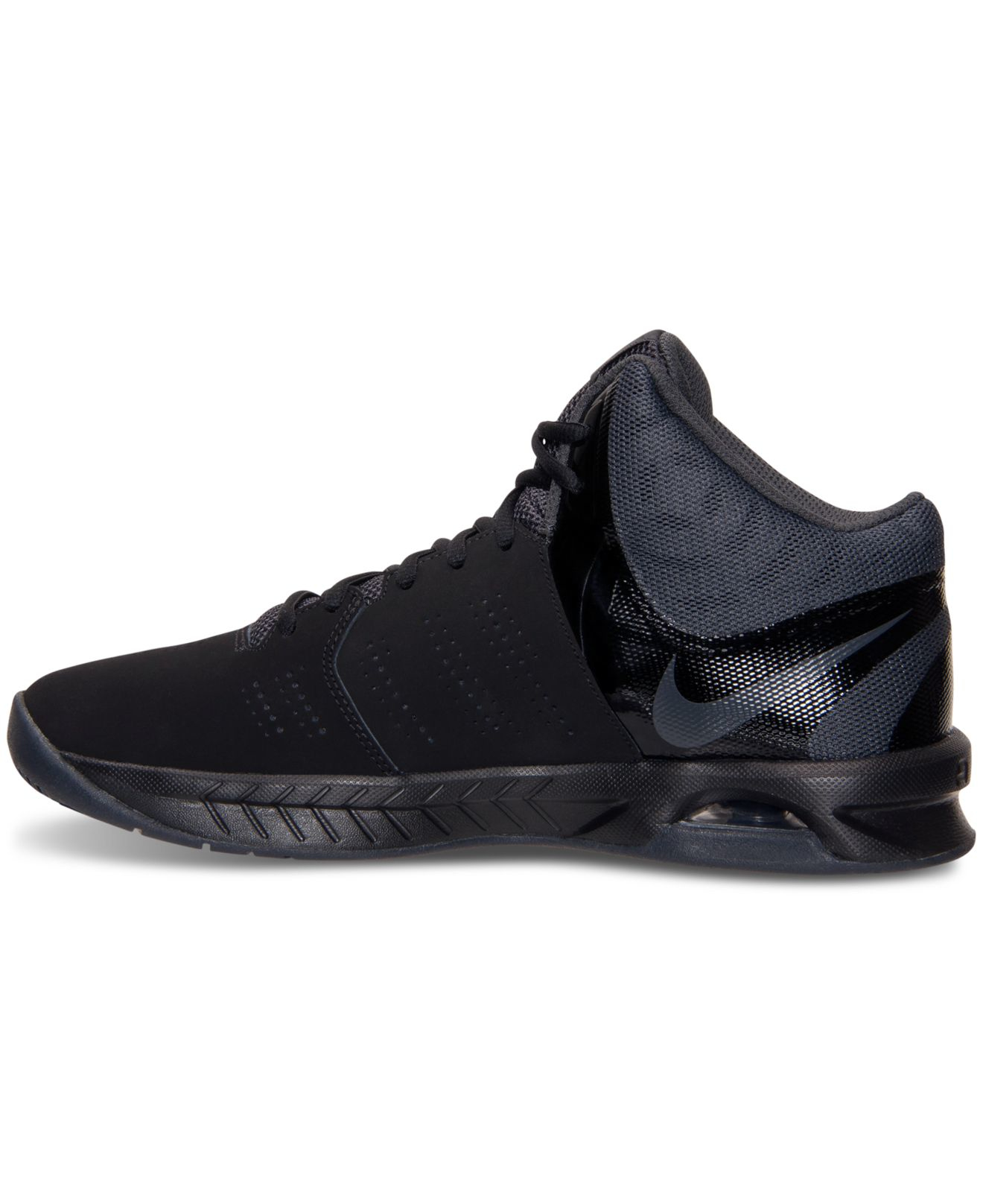 28801dfc09bd Lyst - Nike Men s Air Visi Pro Vi Nubuck Basketball Sneakers From ...