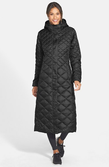 The north face 'triple C' Long Down Coat in Black | Lyst