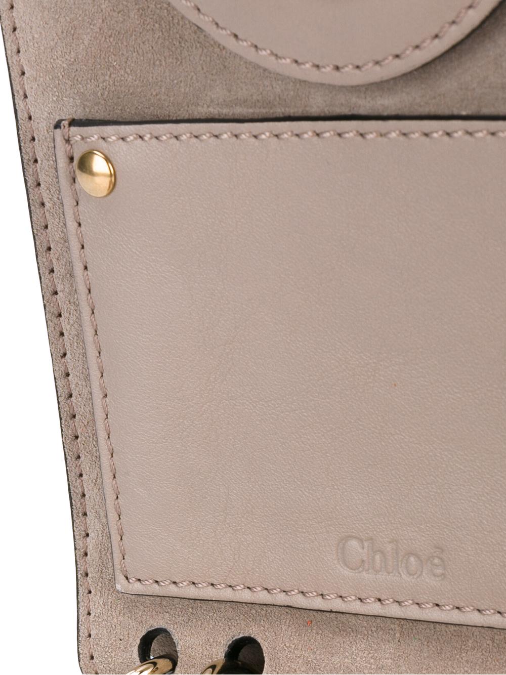 Chlo�� Mini Jane Bracelet Bag in Beige (GREY) | Lyst