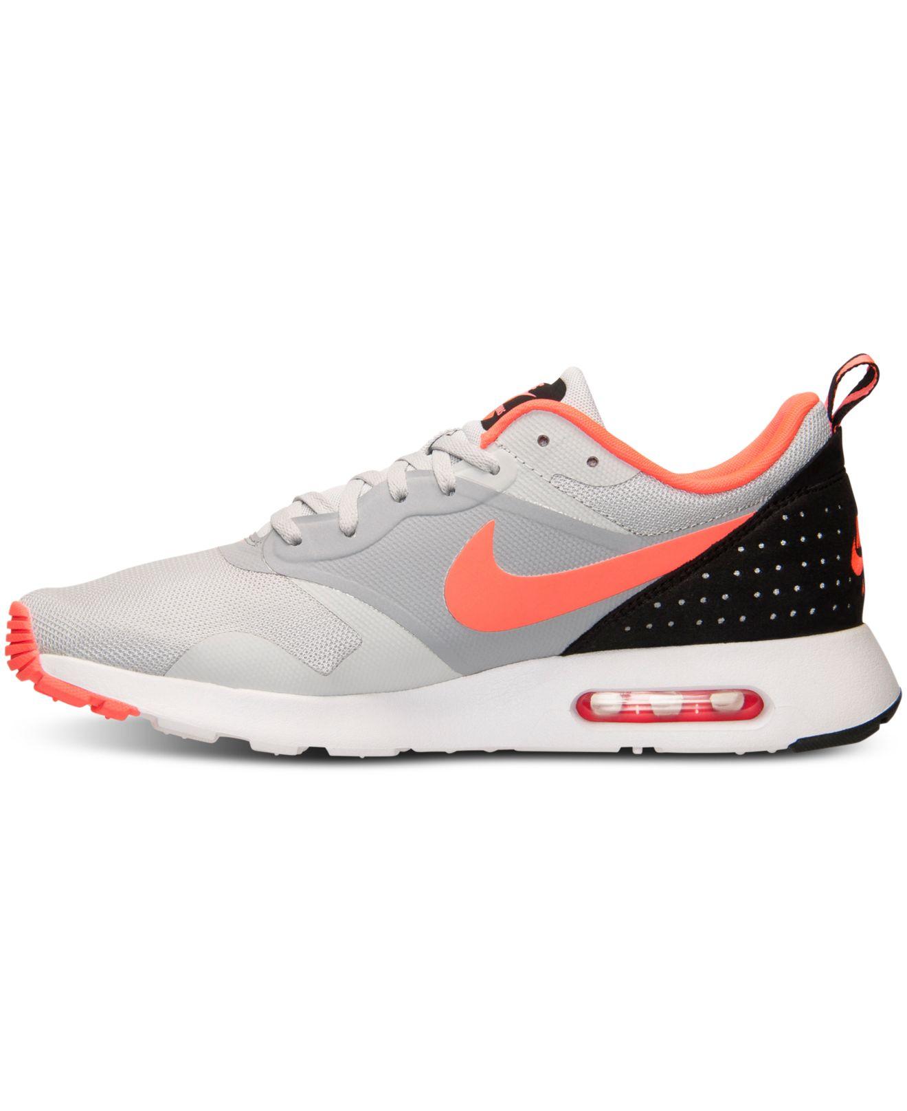 half off 39961 b7f30 switzerland lyst nike mens air max tavas running sneakers from finish line  in c6290 5b496