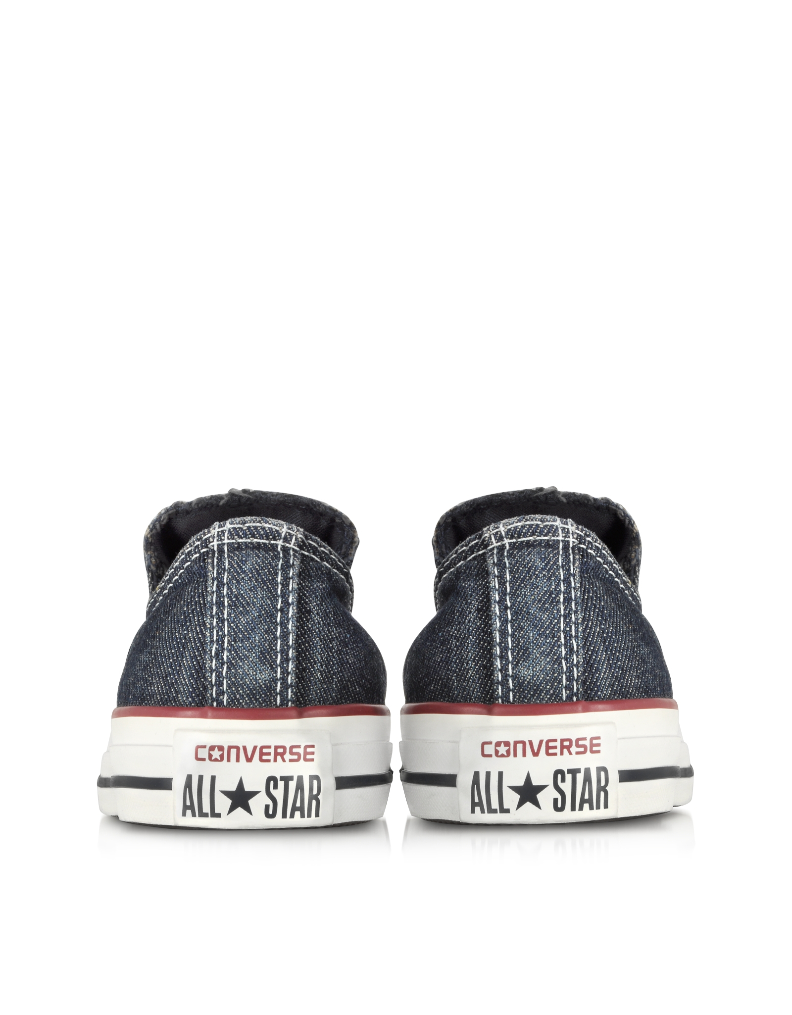 0fee0e3f7605 Lyst - Converse Chuck Taylor All Star Ox Denim Slip On Sneaker in Blue