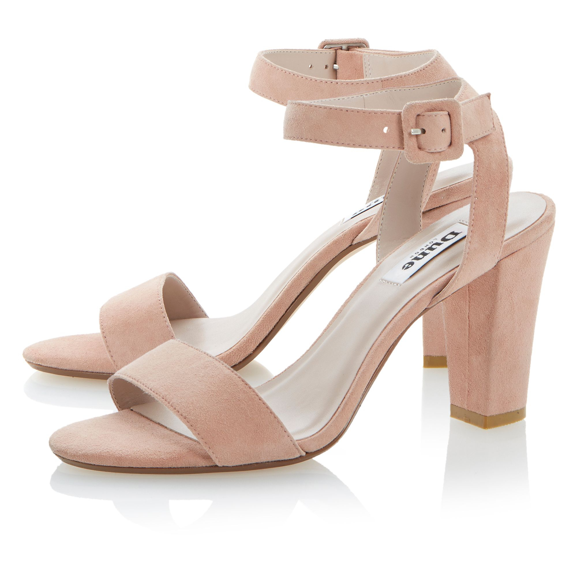 3 Ankle Strap Heels - Is Heel