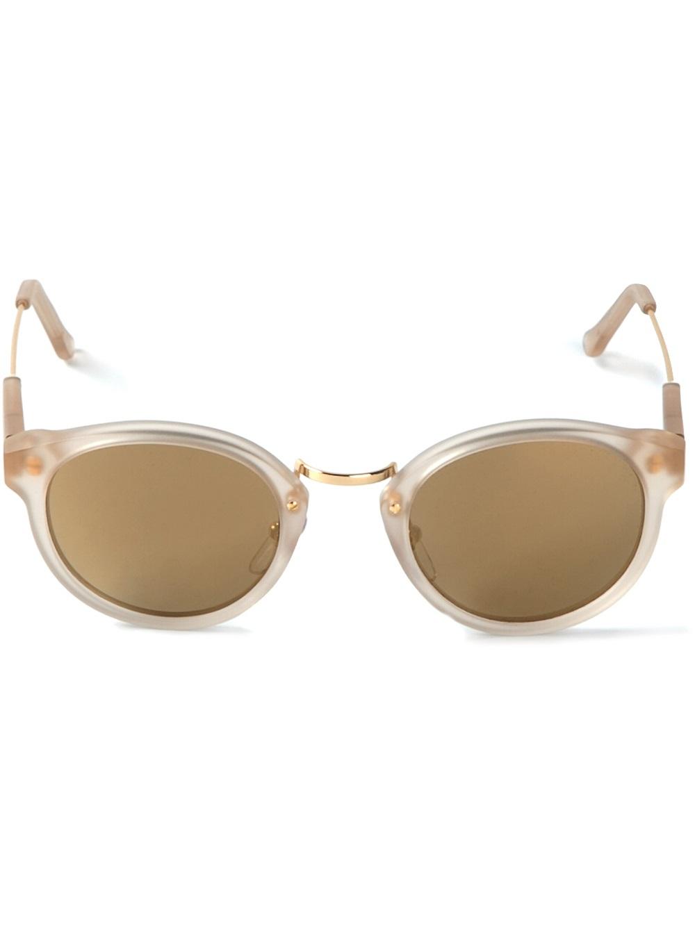 5ab4432323b8 Lyst - Retrosuperfuture  paloma Oracle  Sunglasses in Natural