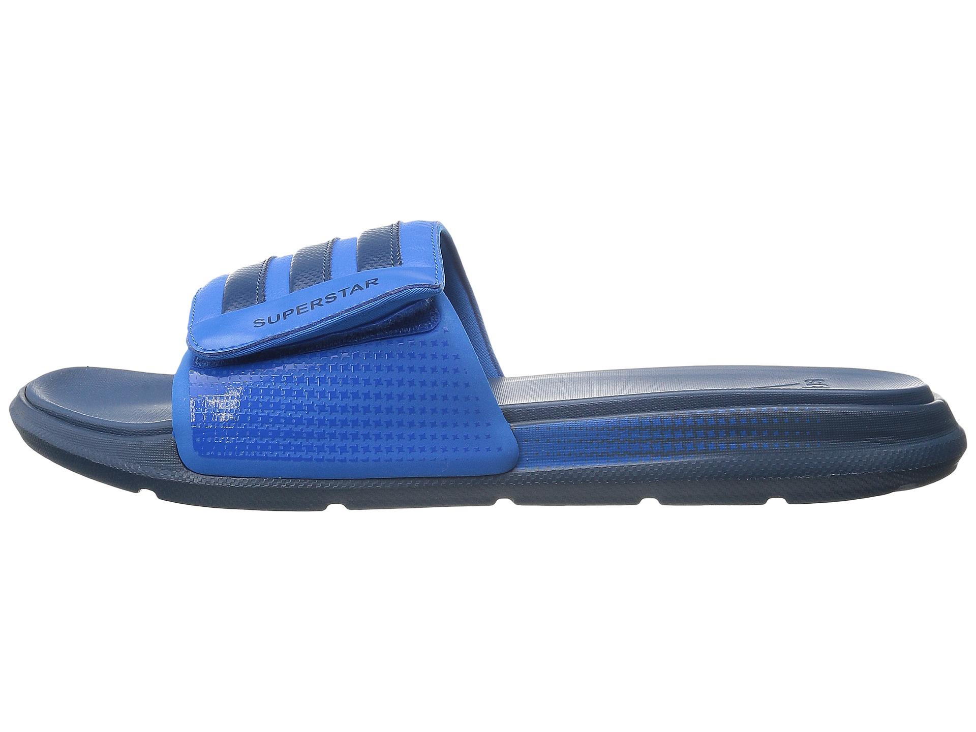 f75195e0890 ... lyst adidas originals superstar 4g m in blue