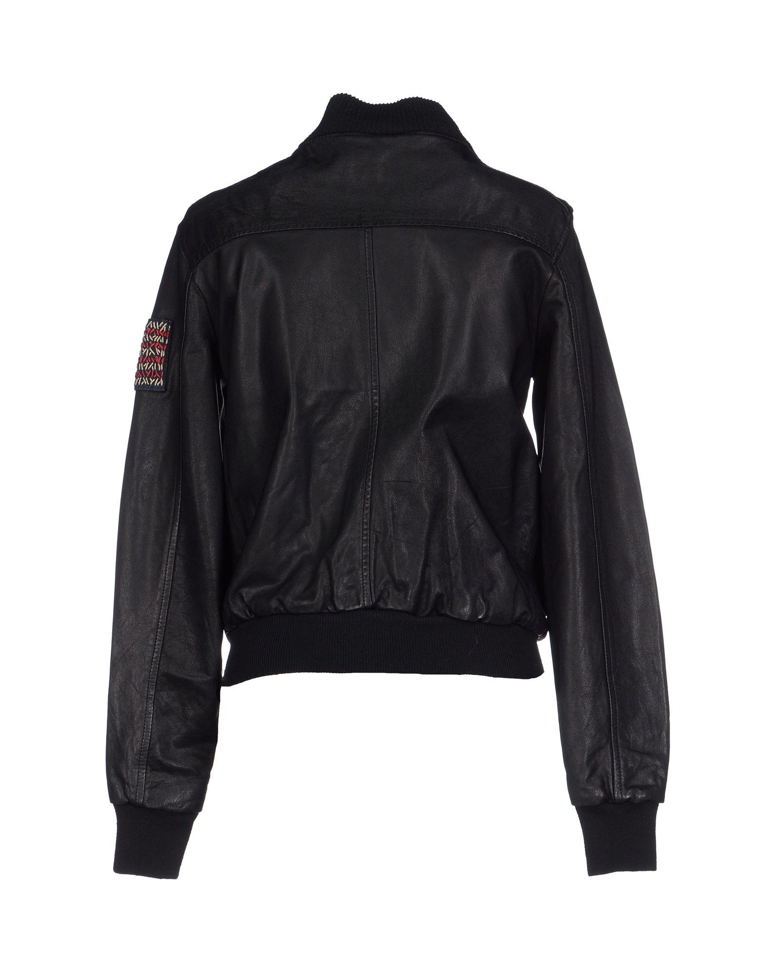true religion jacket in black for men lyst. Black Bedroom Furniture Sets. Home Design Ideas