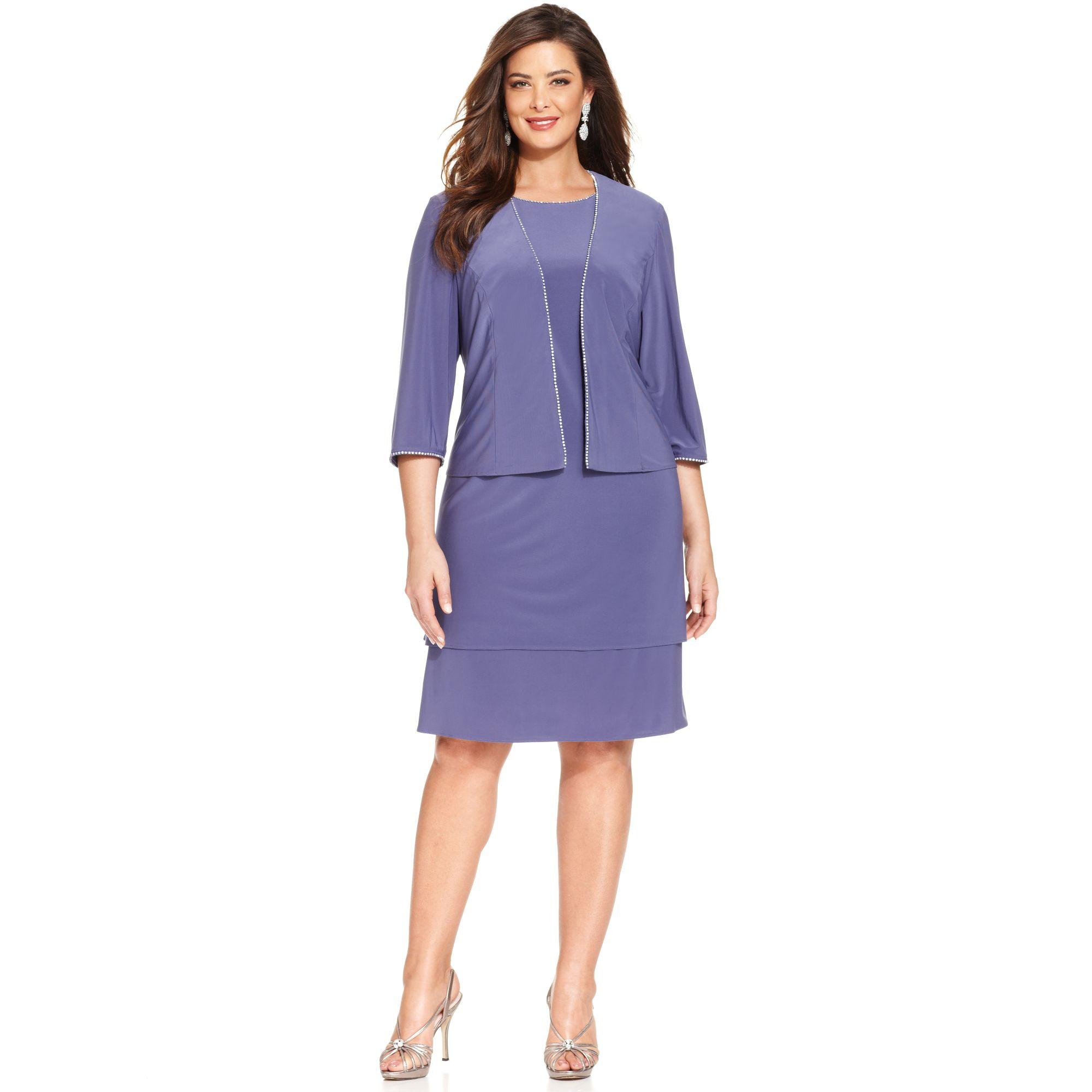 Evening Jacket Dresses Plus Size - Plus Size Prom Dresses