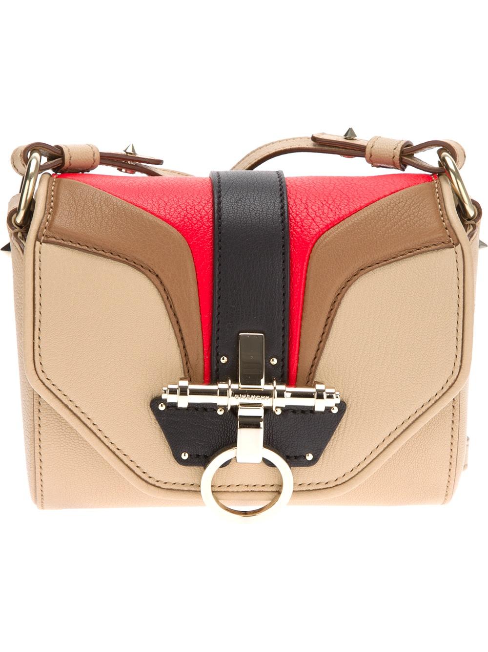 4c616dfdd5 Lyst - Givenchy Obsedia Crossbody Bag in Brown