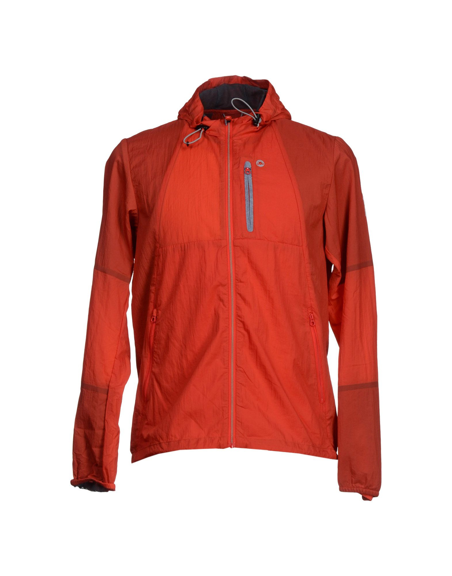 lyst replay jacket in red for men