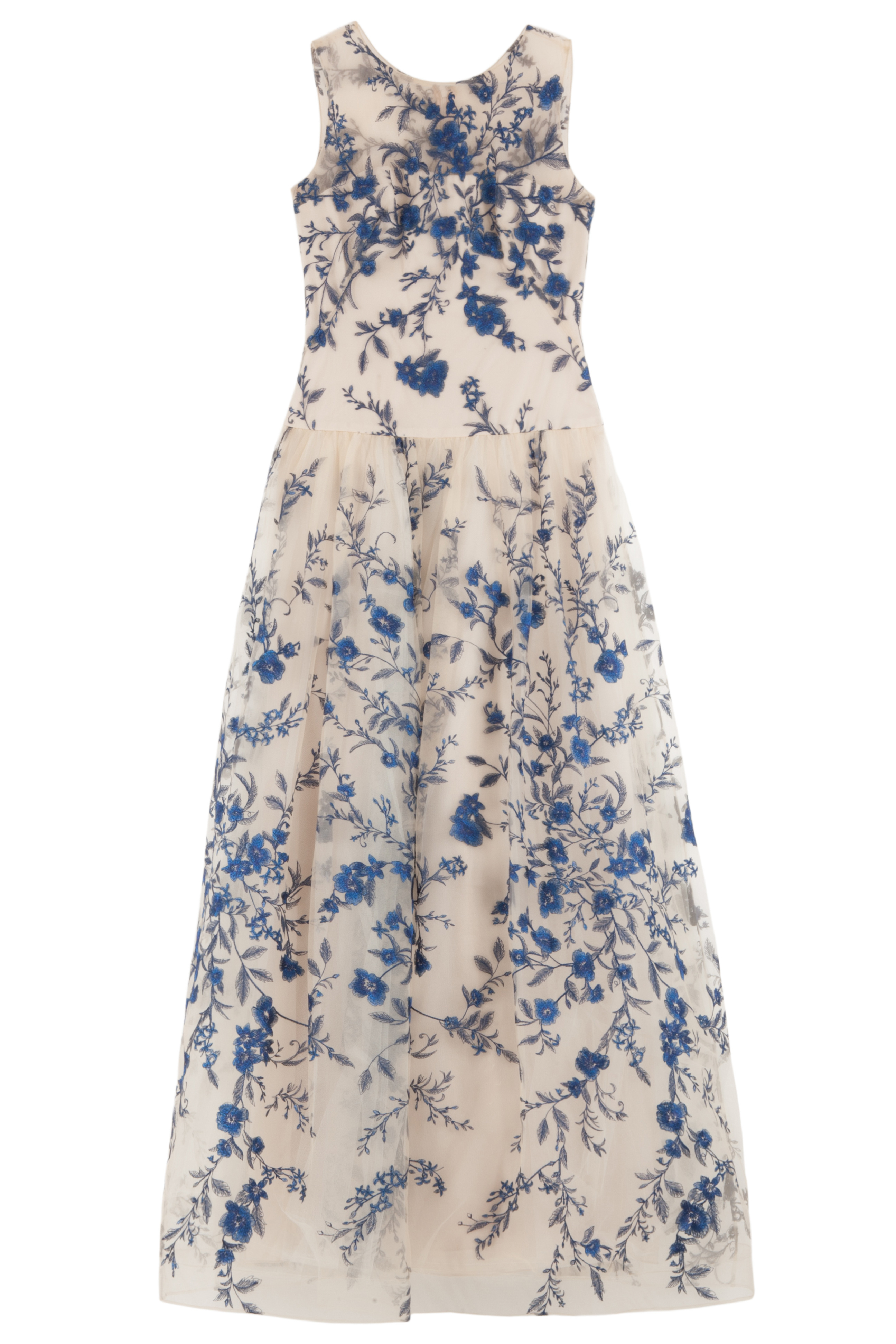 Marchesa Notte embroidered gown Marchesa Notte embroidered gown ...