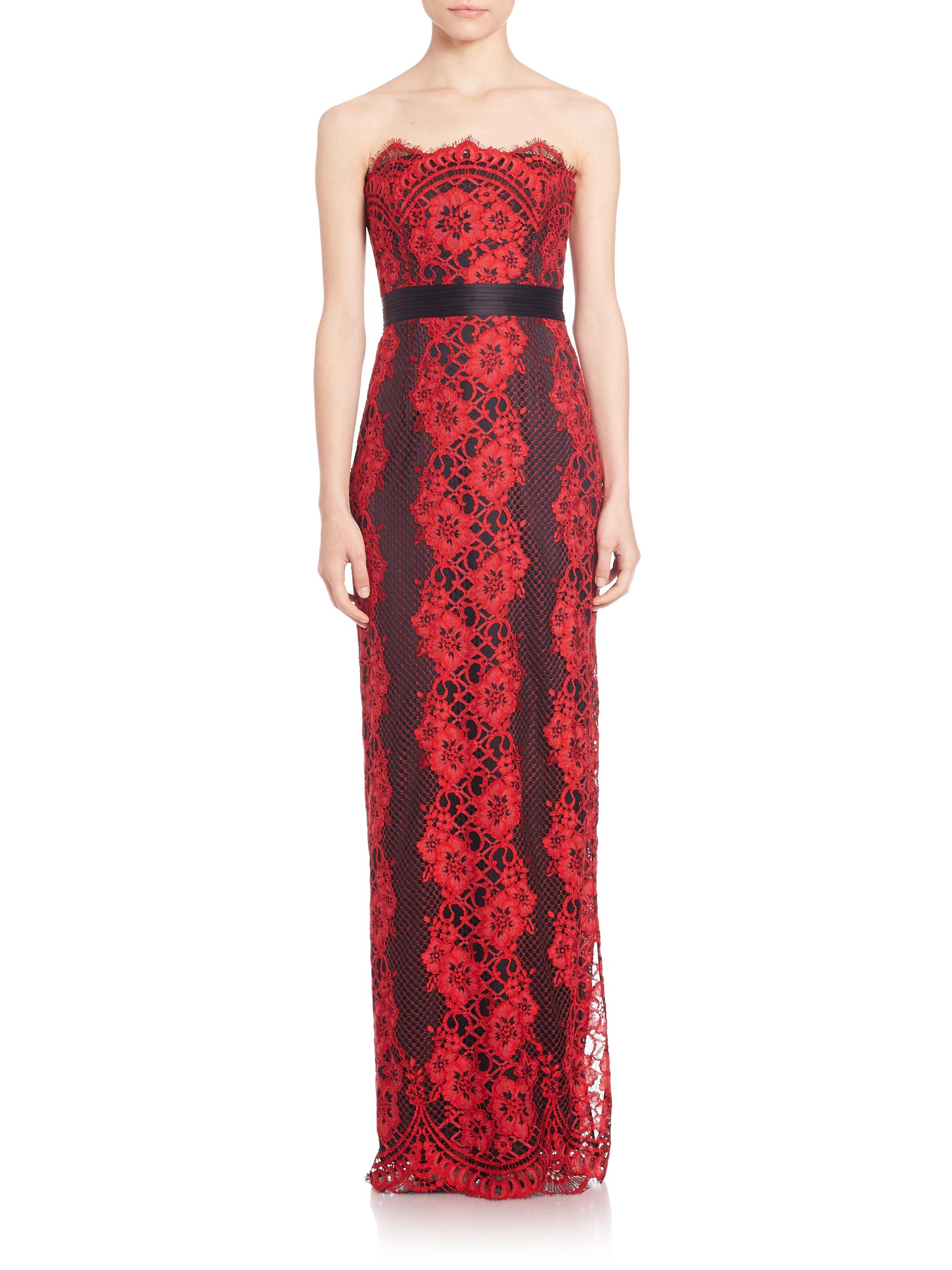 Platinum Lace Dresses