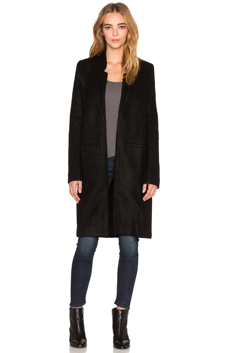 State of being Tailored Coat in Black | Lyst