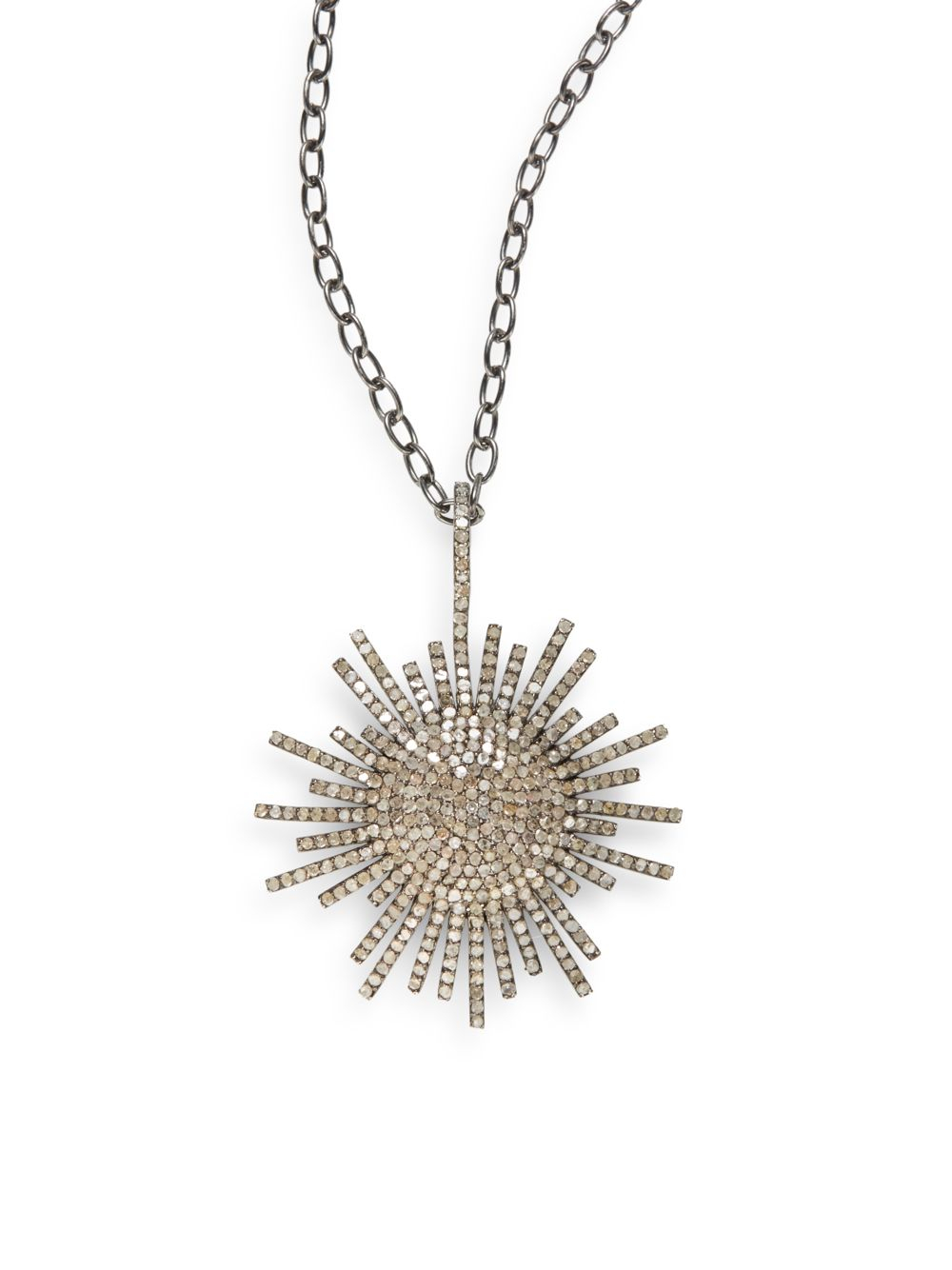 sunburst jewelry necklace fayth