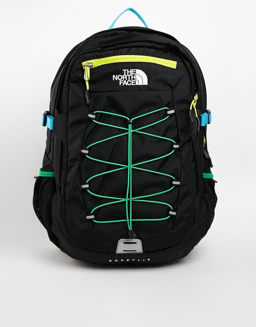 North face backpack borealis blue