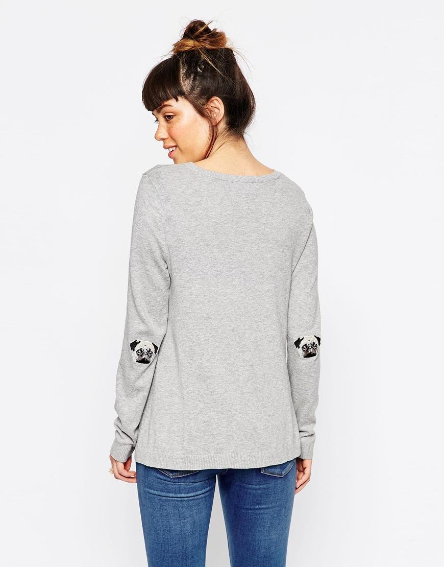 Women S Elbow Patch Sweater