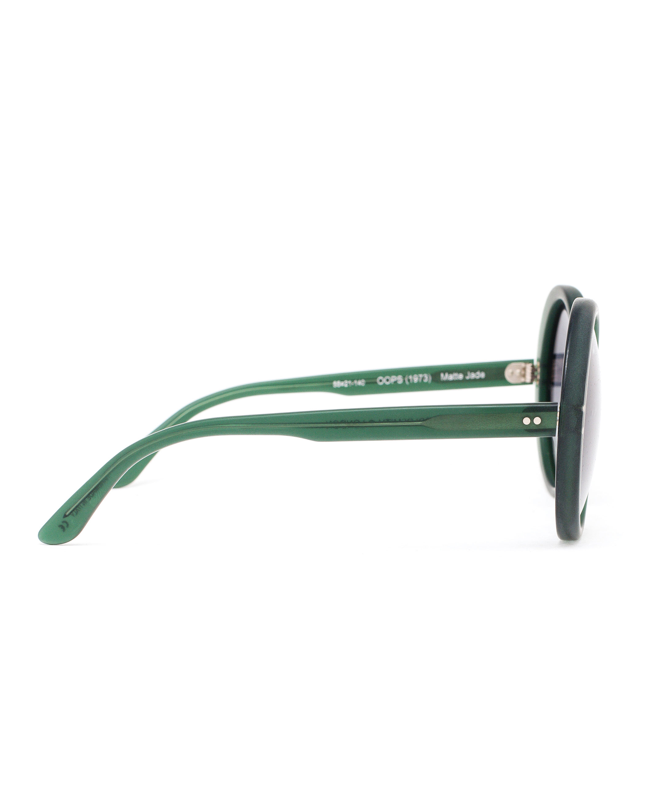 6df55cf11af Lyst - Oliver Goldsmith Oops Sunglasses in Green