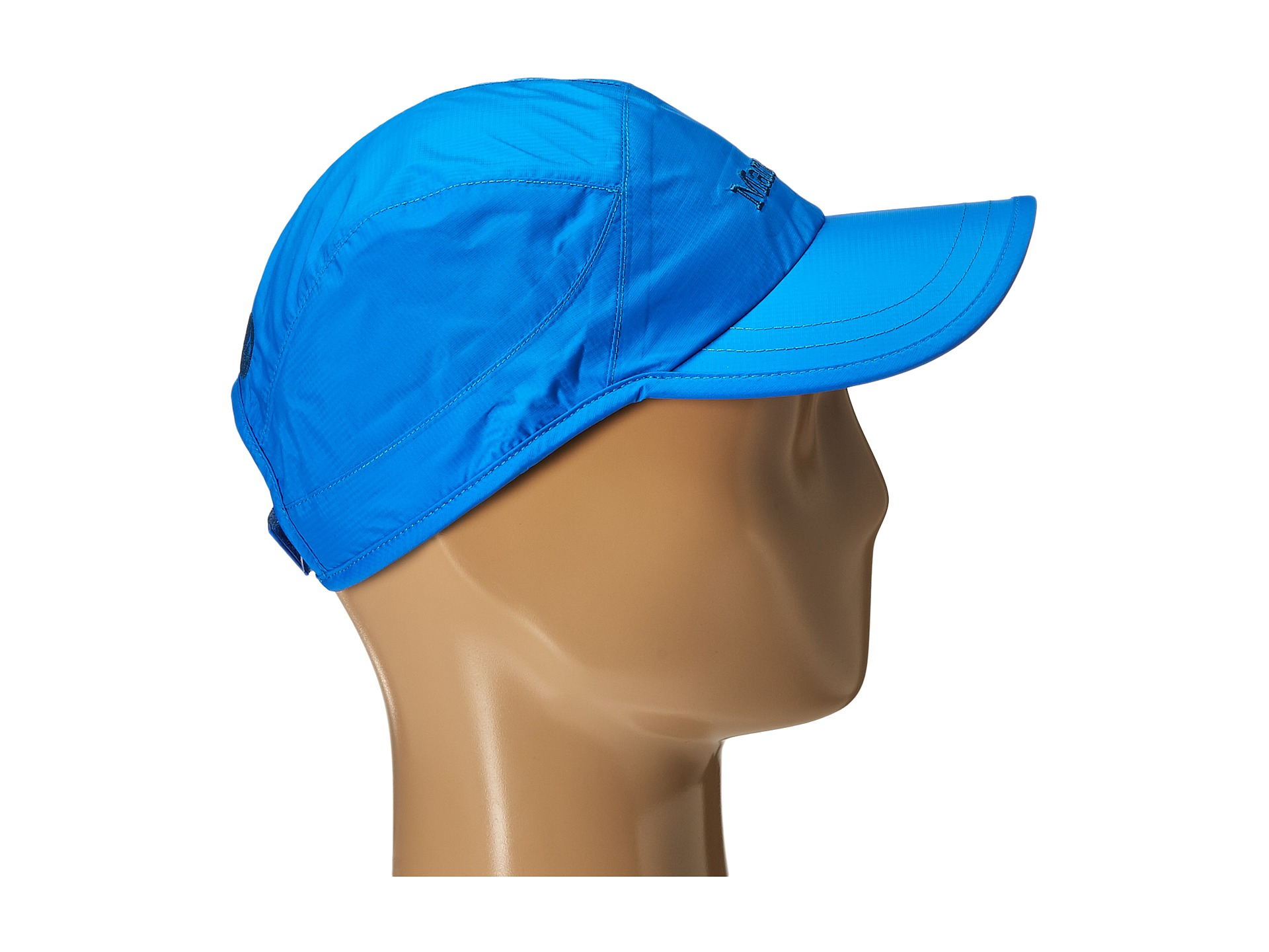 Lyst - Marmot Precip Baseball Cap in Blue for Men b40ed3a13413