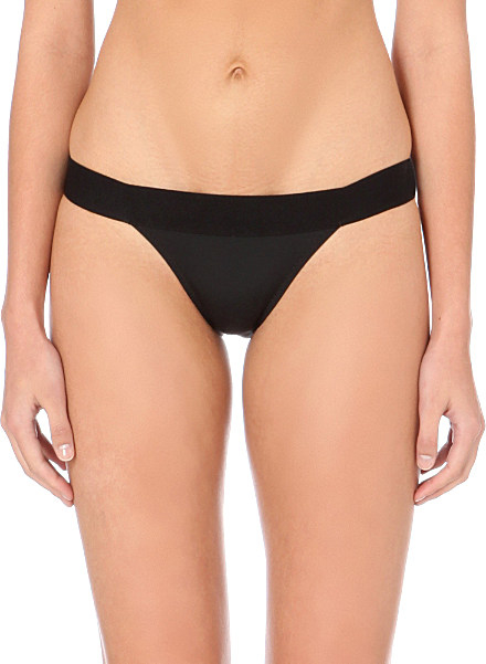 Banded Bikini Bottoms 13
