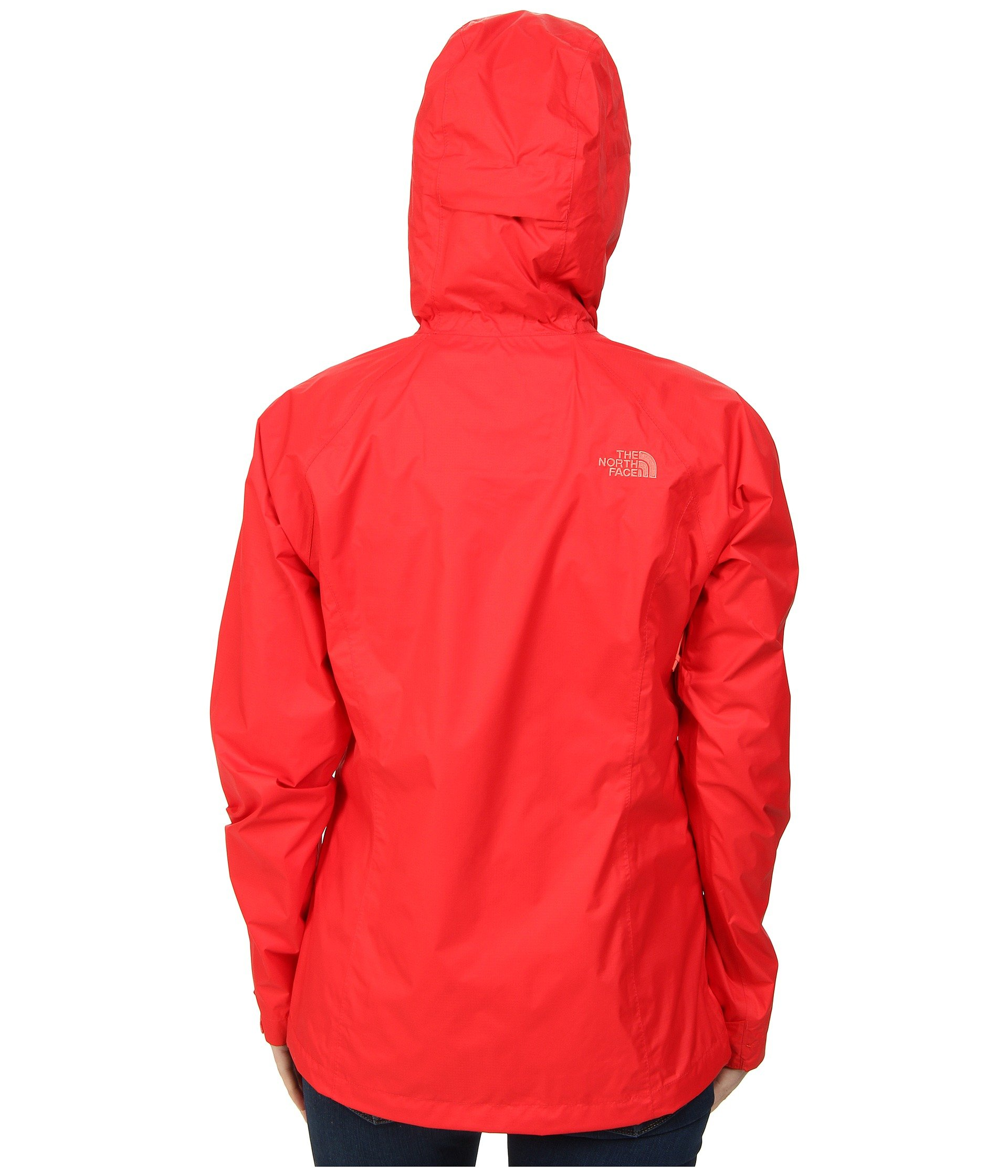 f95baf2bc8b0 ... release date lyst the north face venture jacket in red 352ea 3ec58 ...