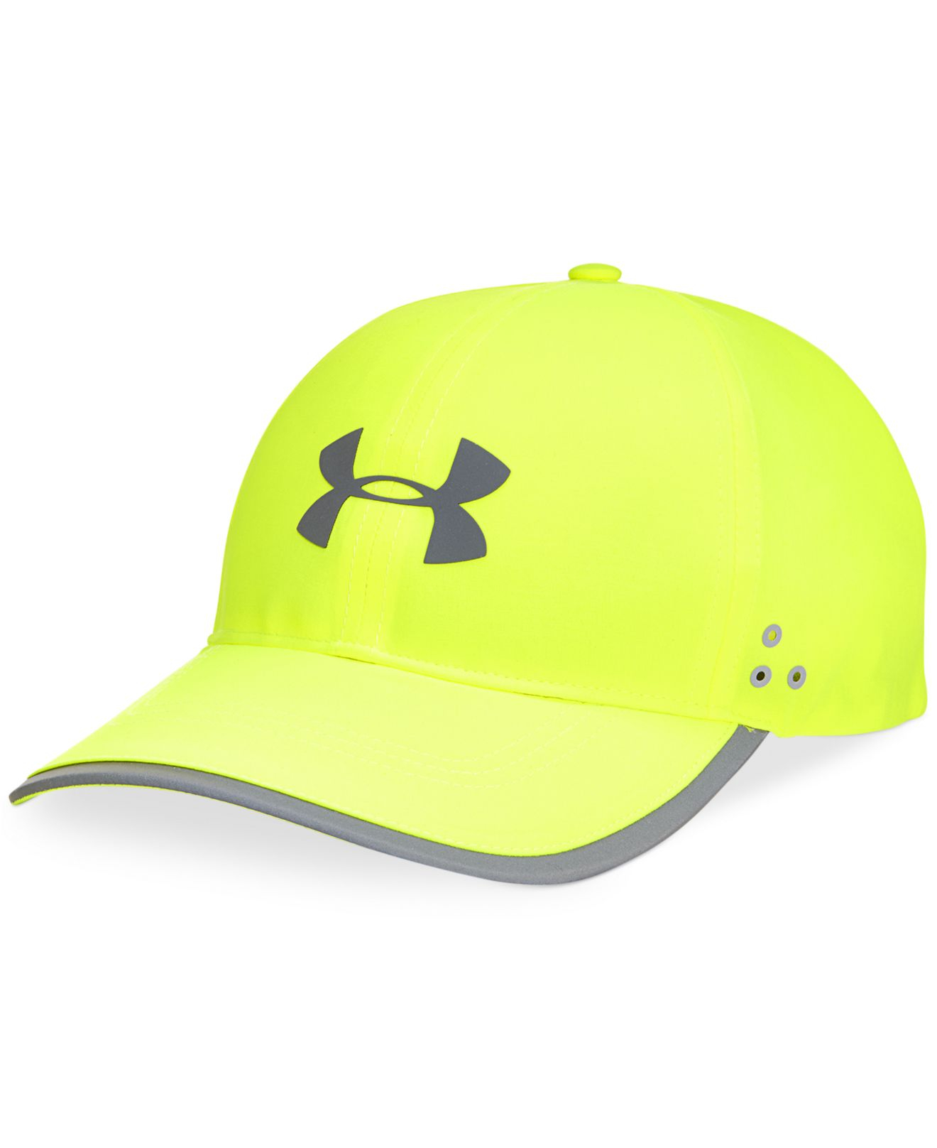 separation shoes 9030e ffd3a Under Armour Ultimate Run Performance Hat in Yellow for Men - Lyst