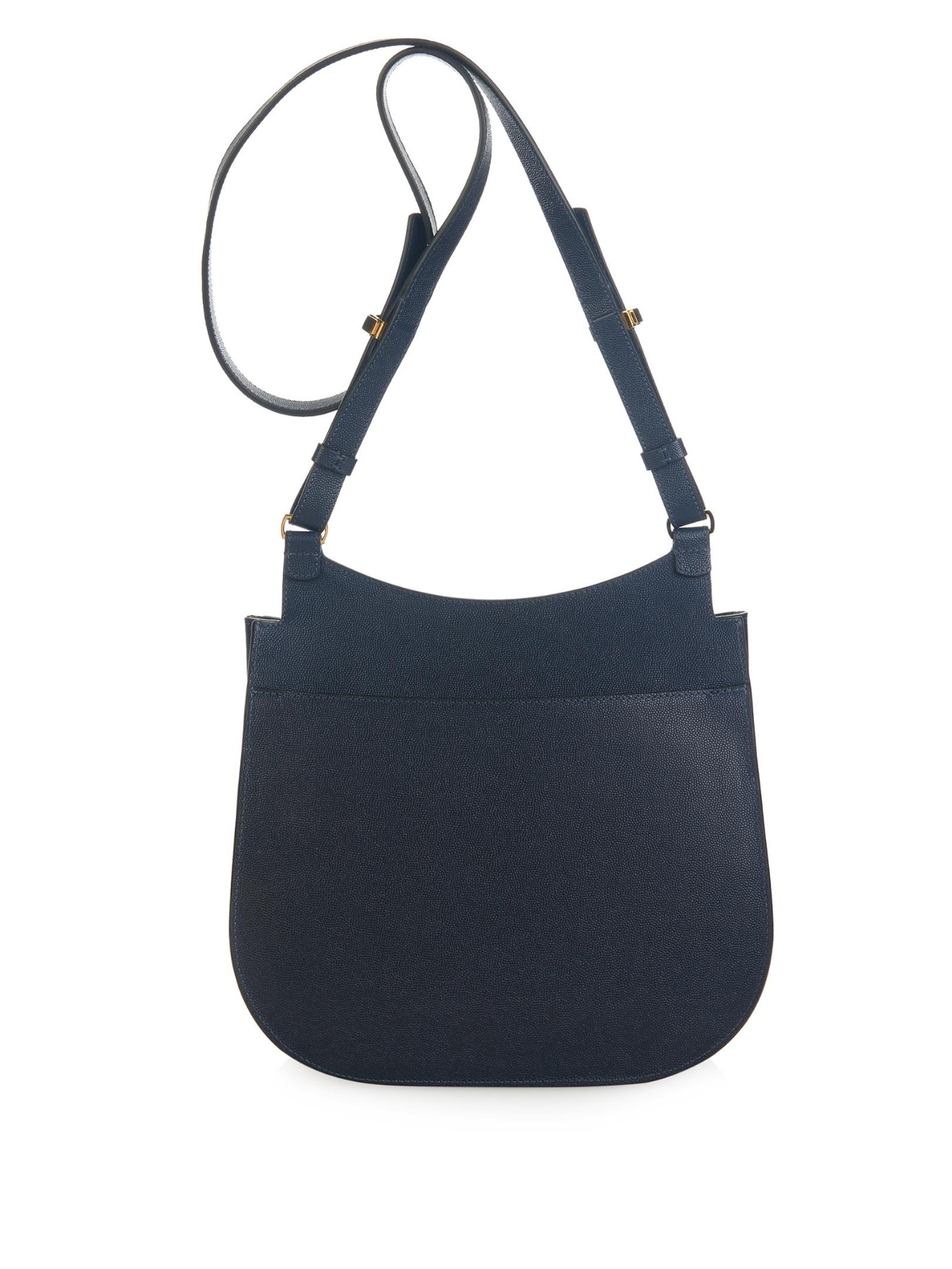 The Row Hunting Crossbody Bag Suede 7