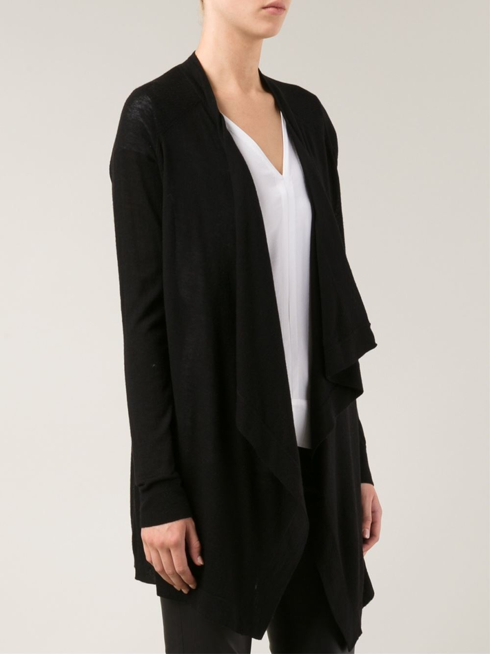 Find black open front cardigan at ShopStyle. Shop the latest collection of black open front cardigan from the most popular stores - all in one place.