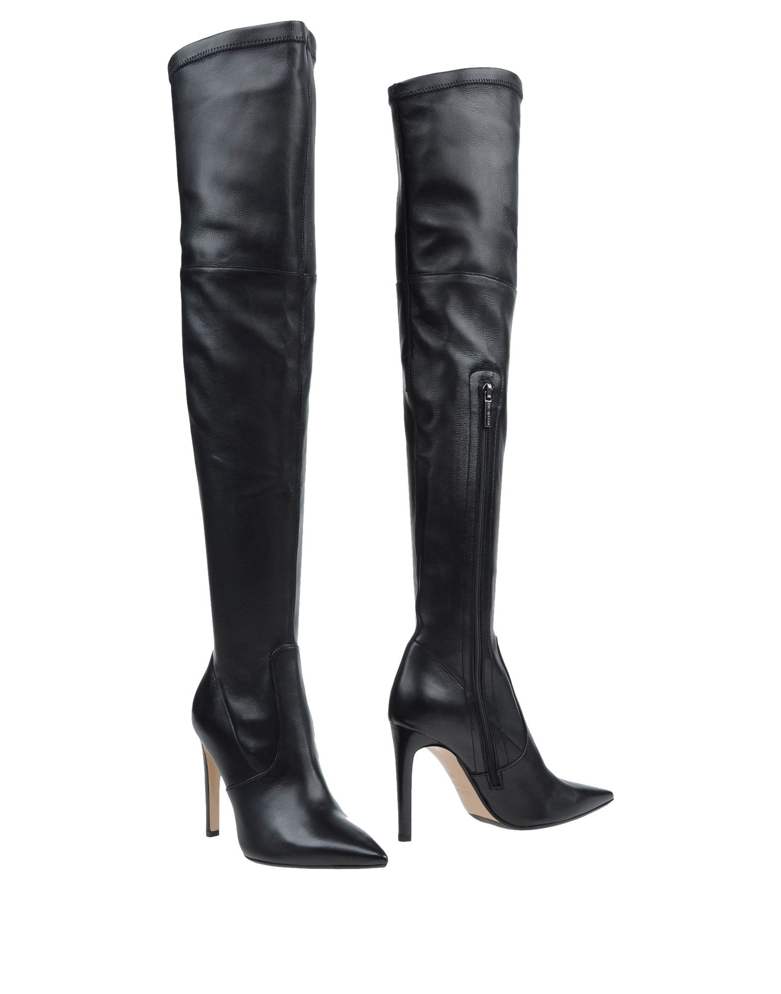 ce314fee50f Lyst - The Seller Boots in Black