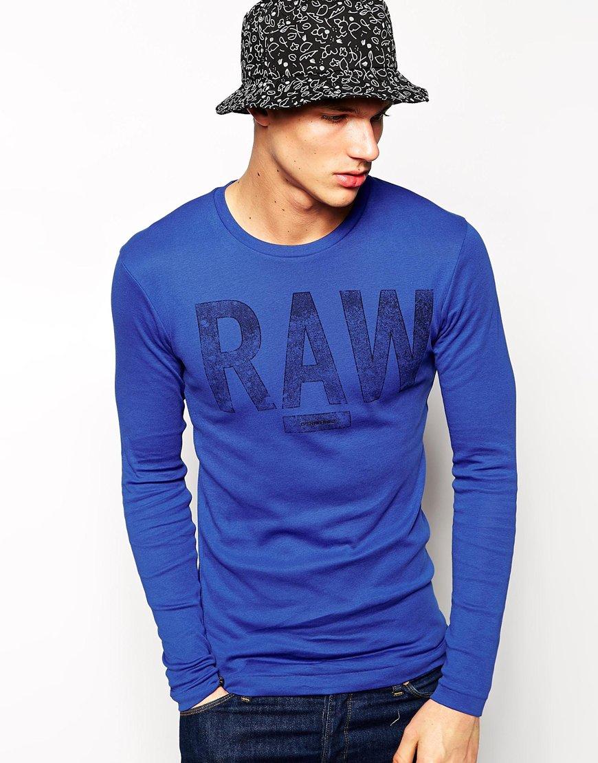 G-STAR Men's Long Sleeve Sweatshirt