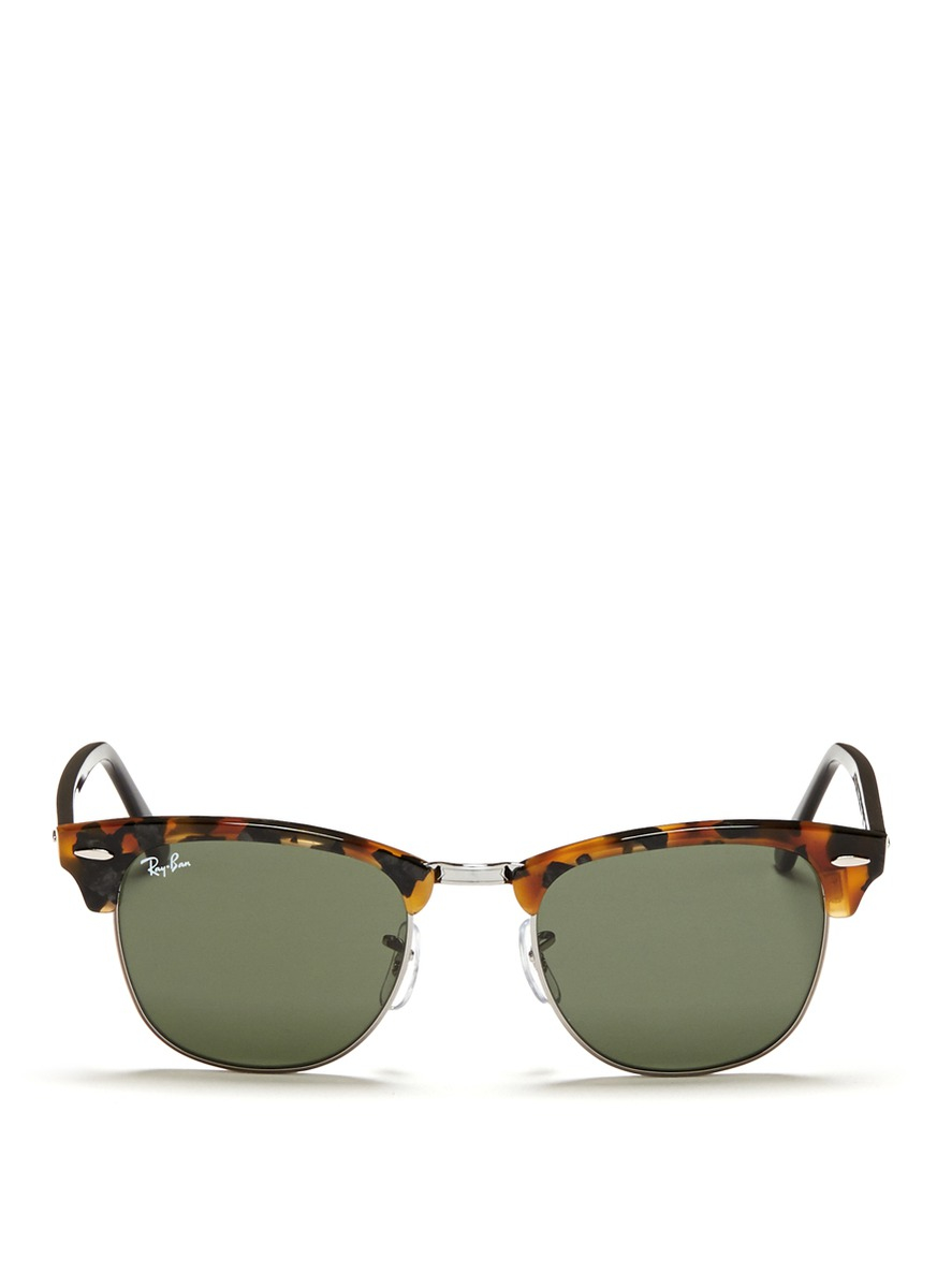 clubmaster classic green classic g 15  ray ban clubmaster classic green classic g 15