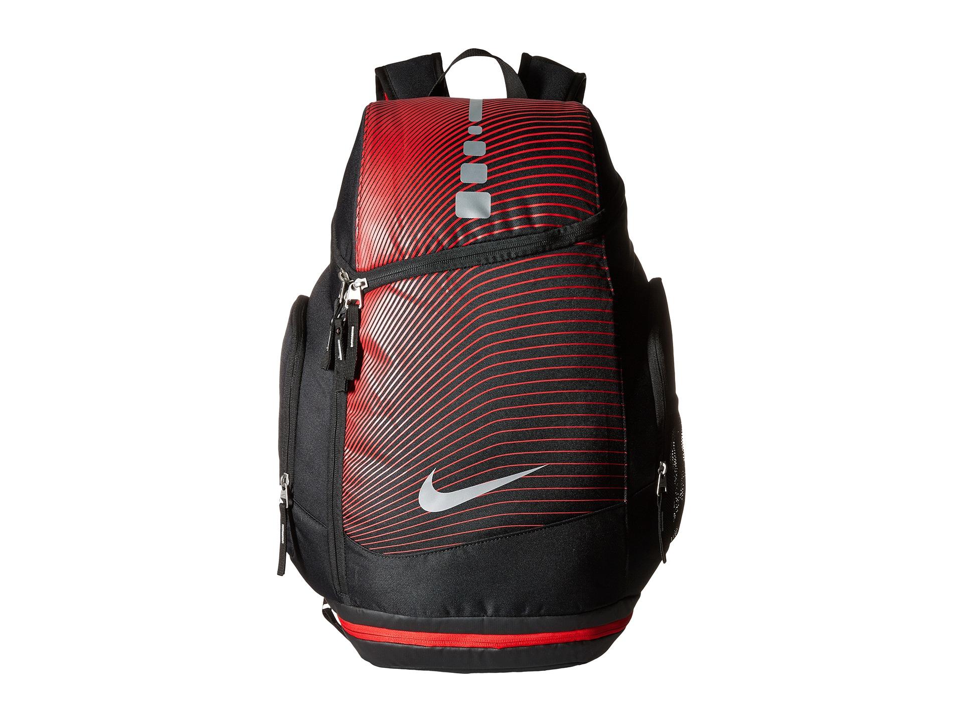 29b2479b561 Lyst - Nike Hoops Elite Max Air Backpack Gr in Red