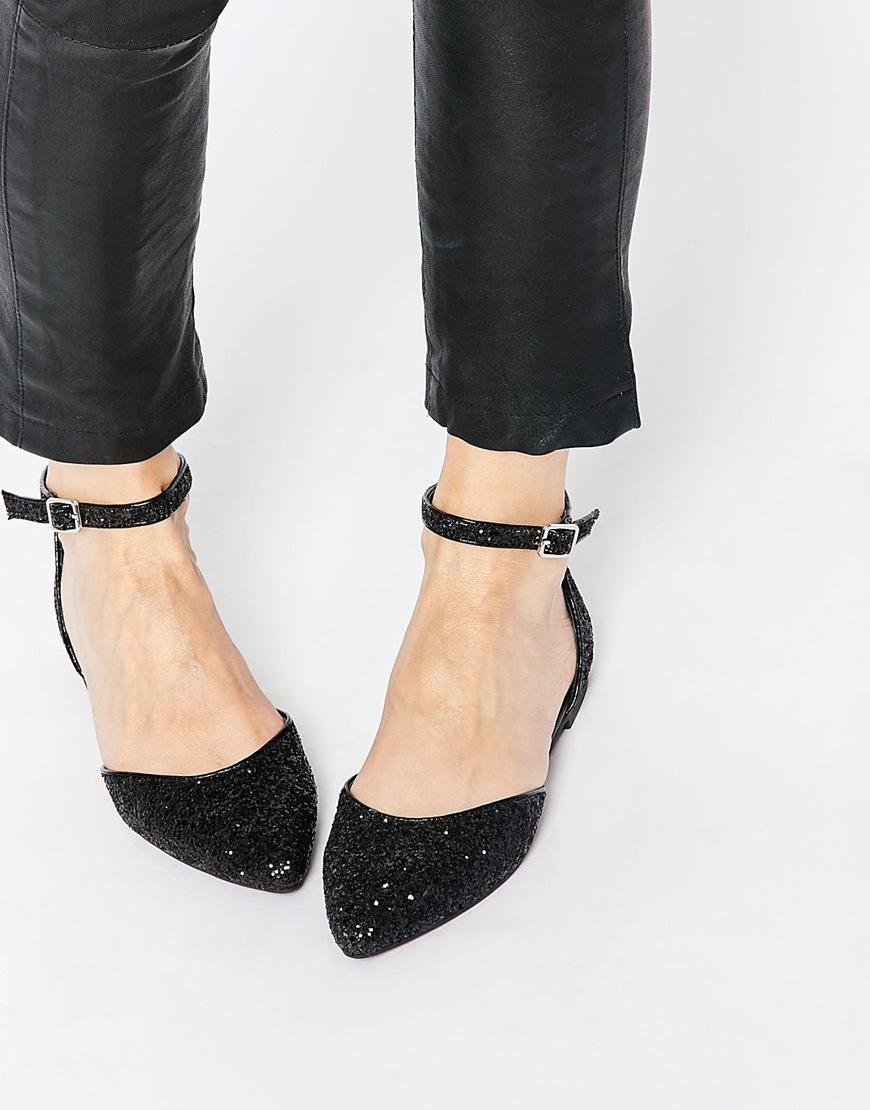 steve madden teve madden iddenn ankle flat shoes in