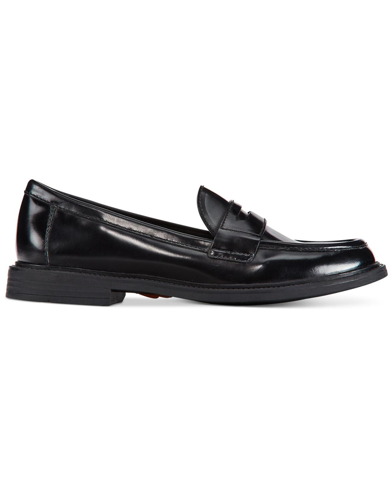 a13257319cc Cole Haan Pinch Campus Black Women Slip On Shoes