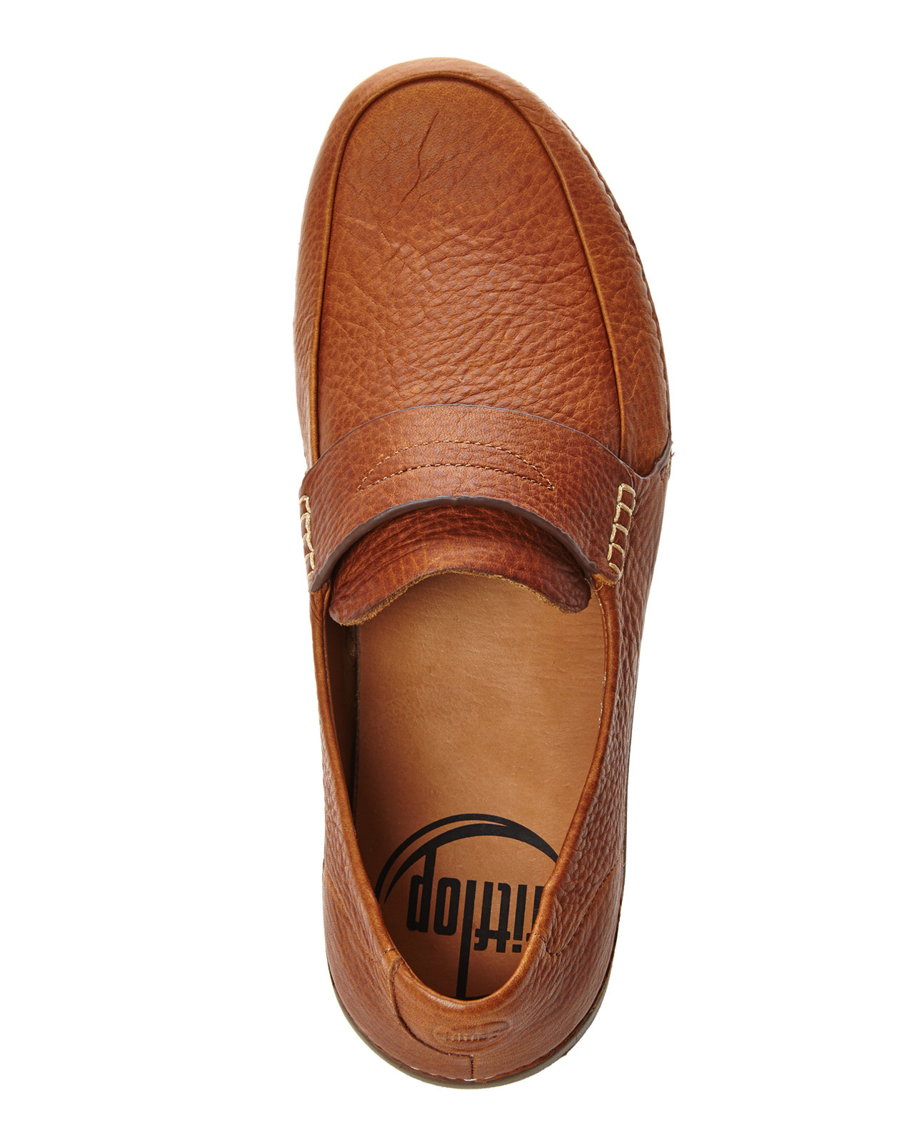 6e27d8a2dc1d27 Lyst - Fitflop Tan Flex Loafers in Brown for Men