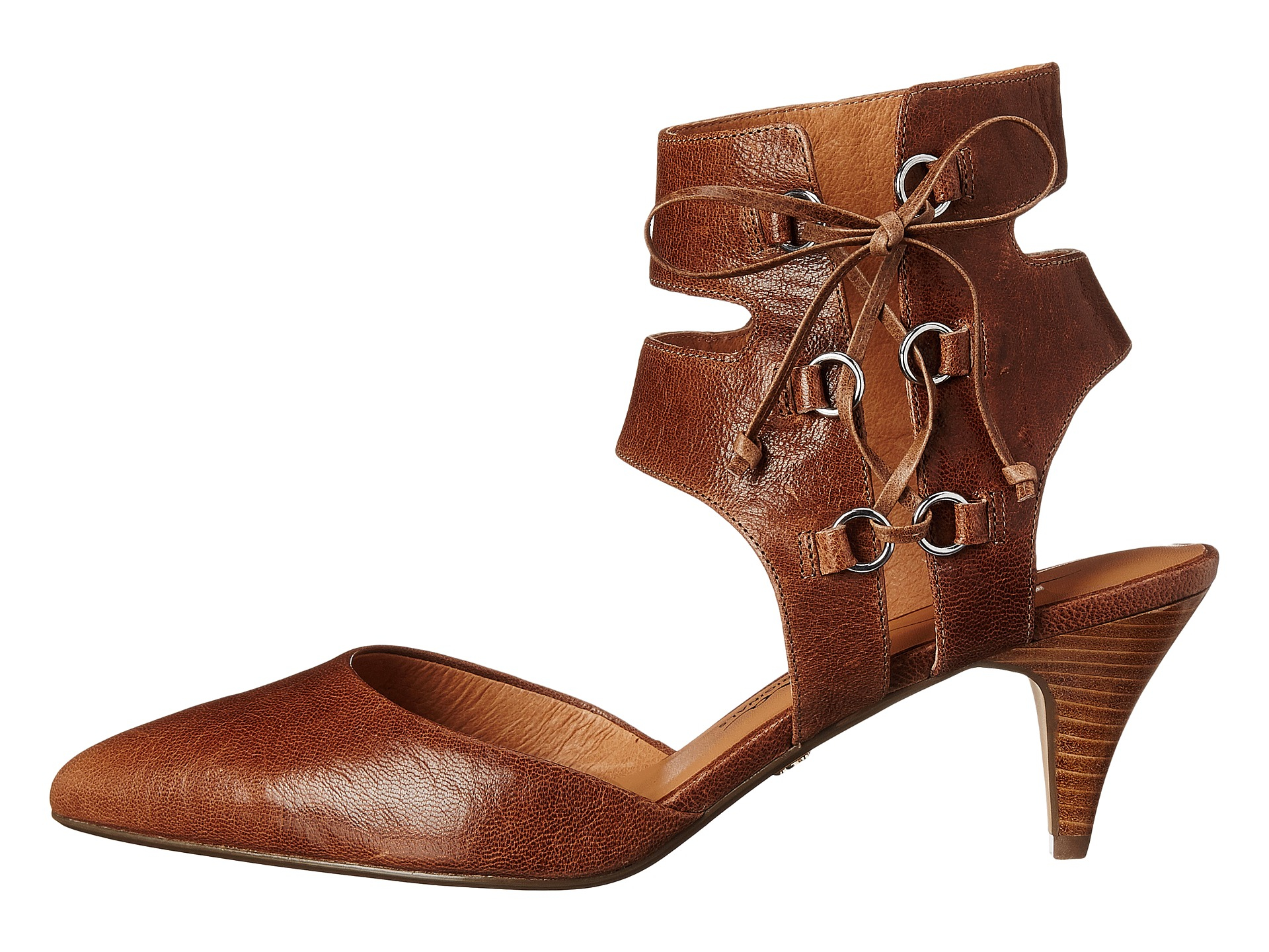 Nina Originals Francesa Ankle-Cuff Pump (Women's) PHe4oNUf28
