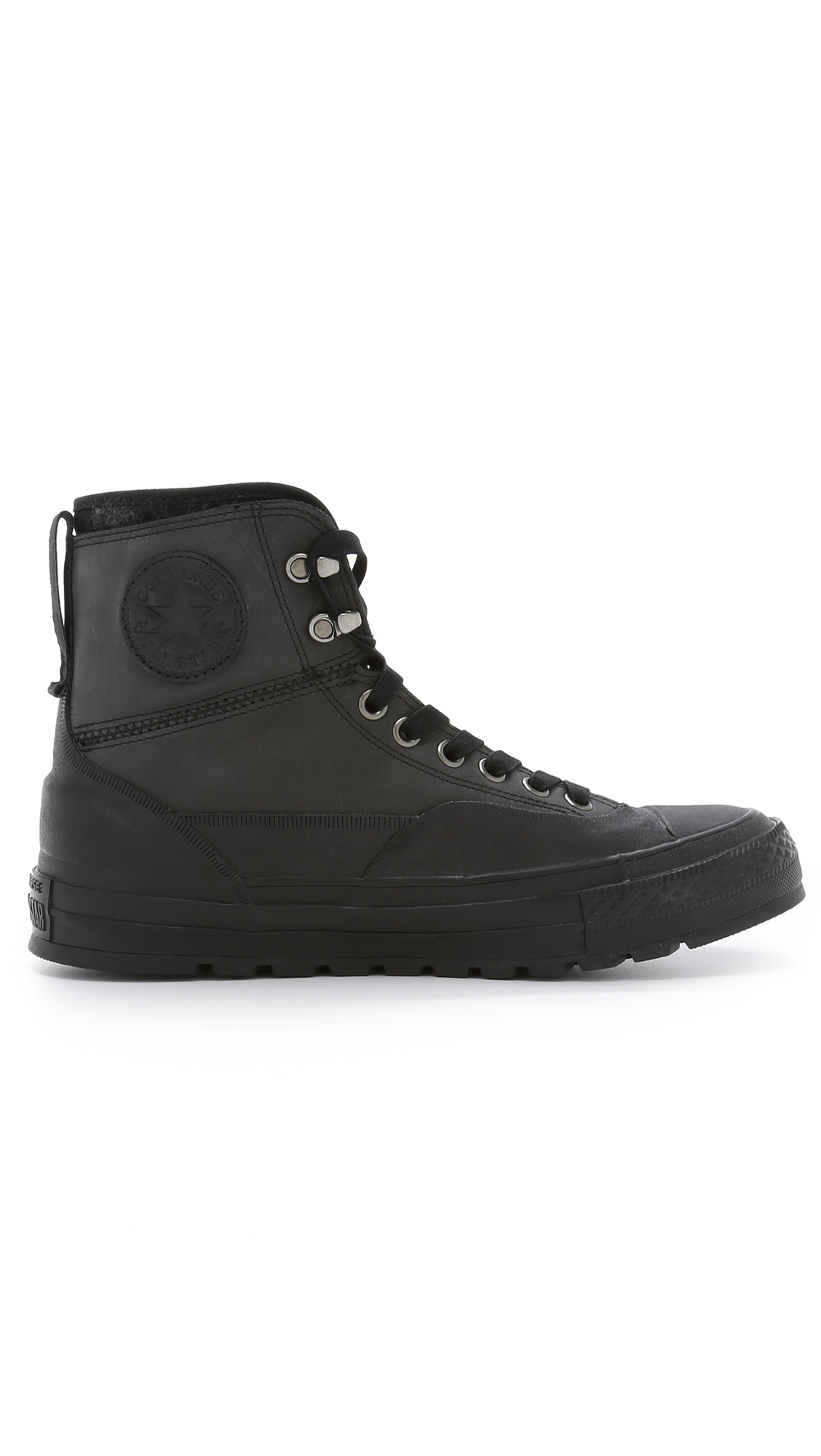 b147daf436bb46 Lyst - Converse Chuck Taylor All Star Tekoa Boots in Black for Men